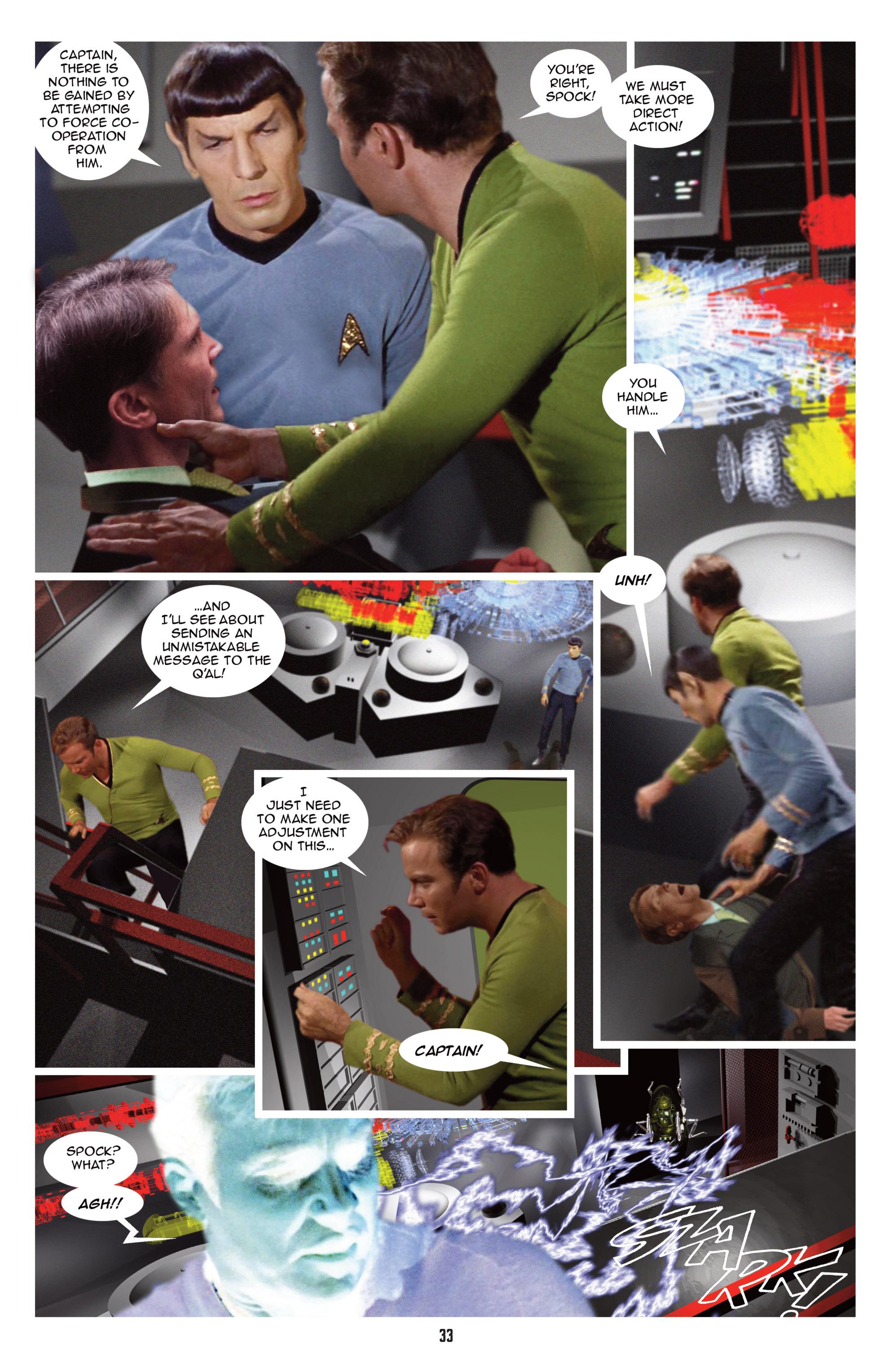 Read online Star Trek: New Visions comic -  Issue #15 - 35