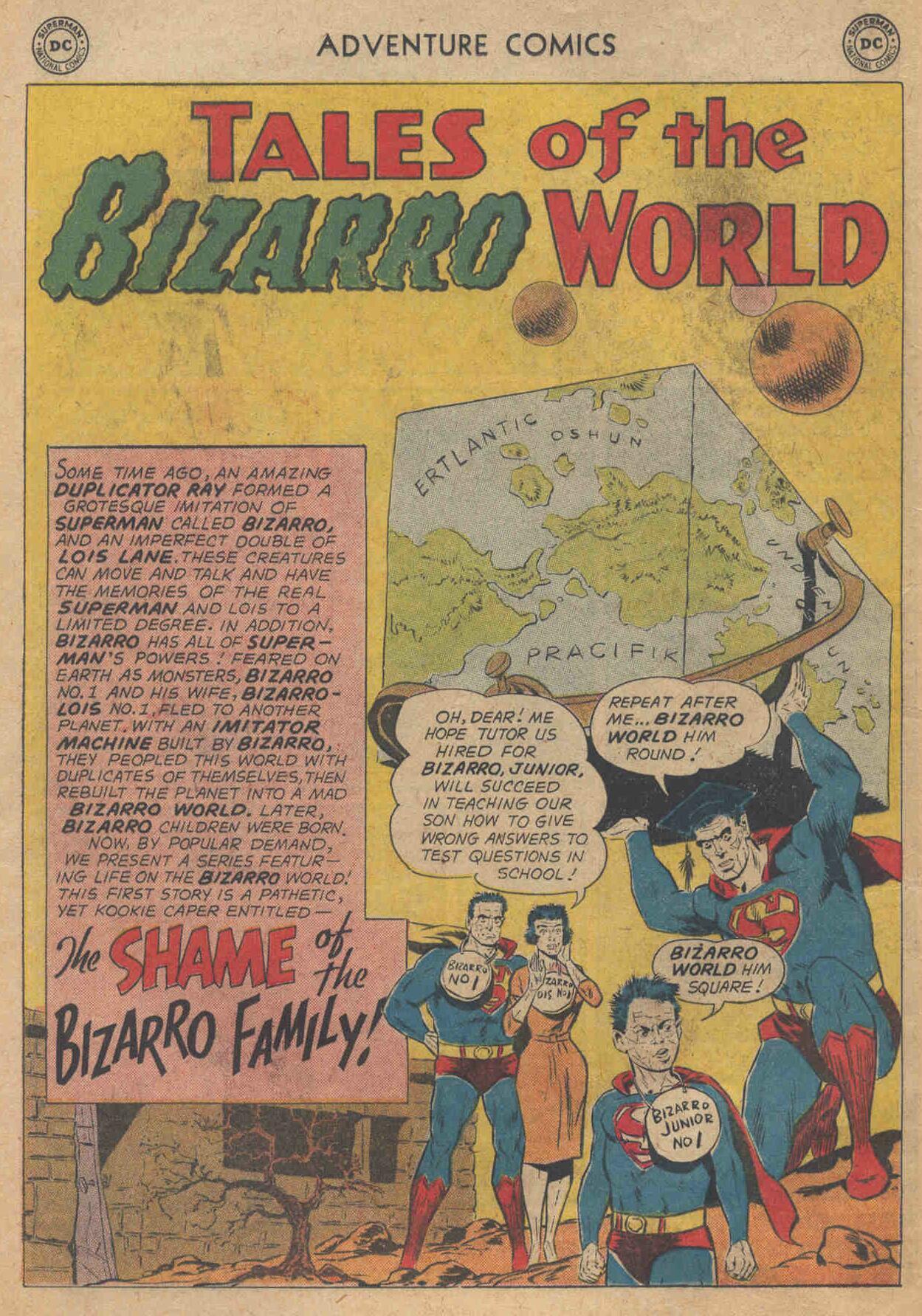 Read online Adventure Comics (1938) comic -  Issue #285 - 20