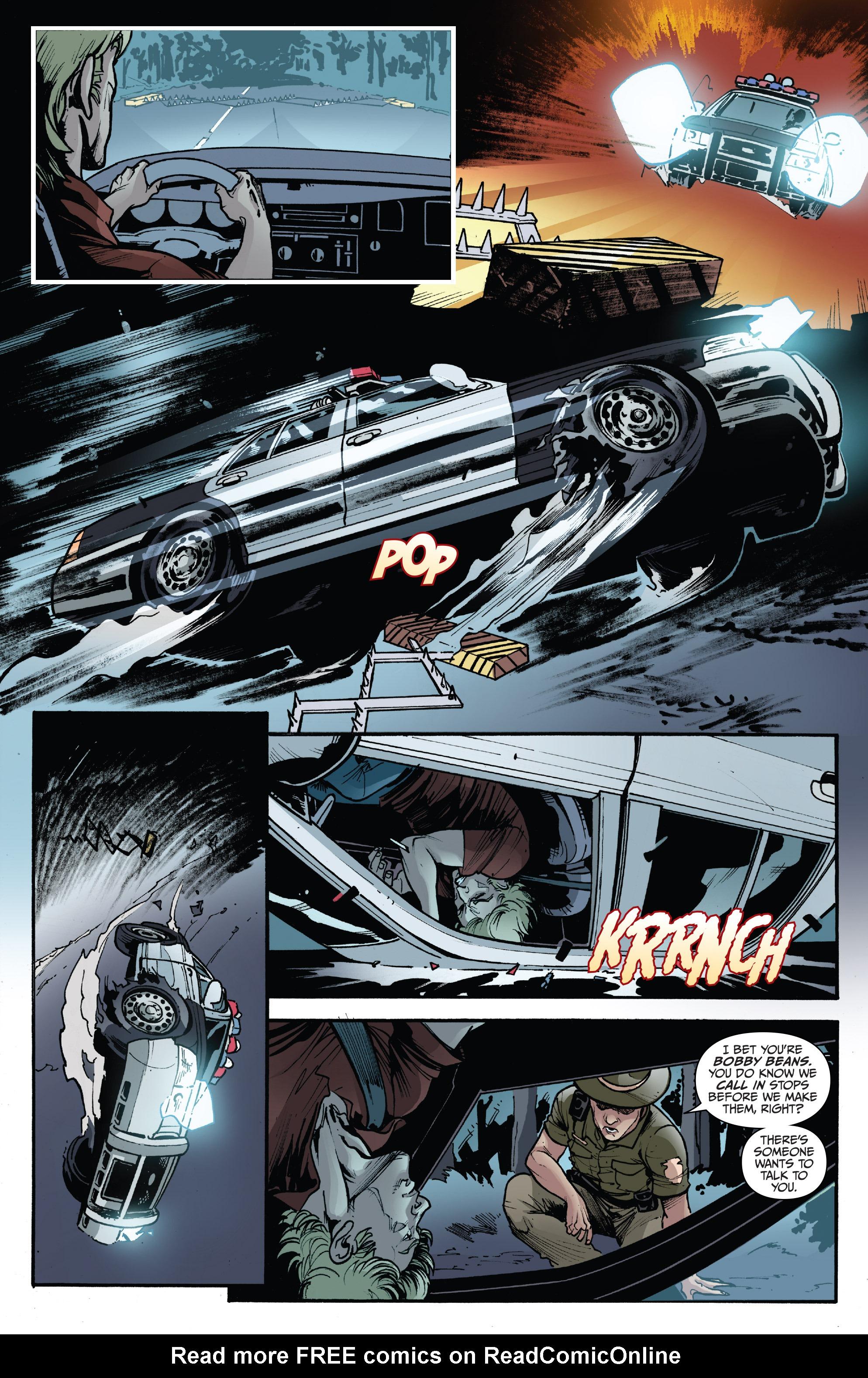 Read online 3 Guns comic -  Issue #4 - 6
