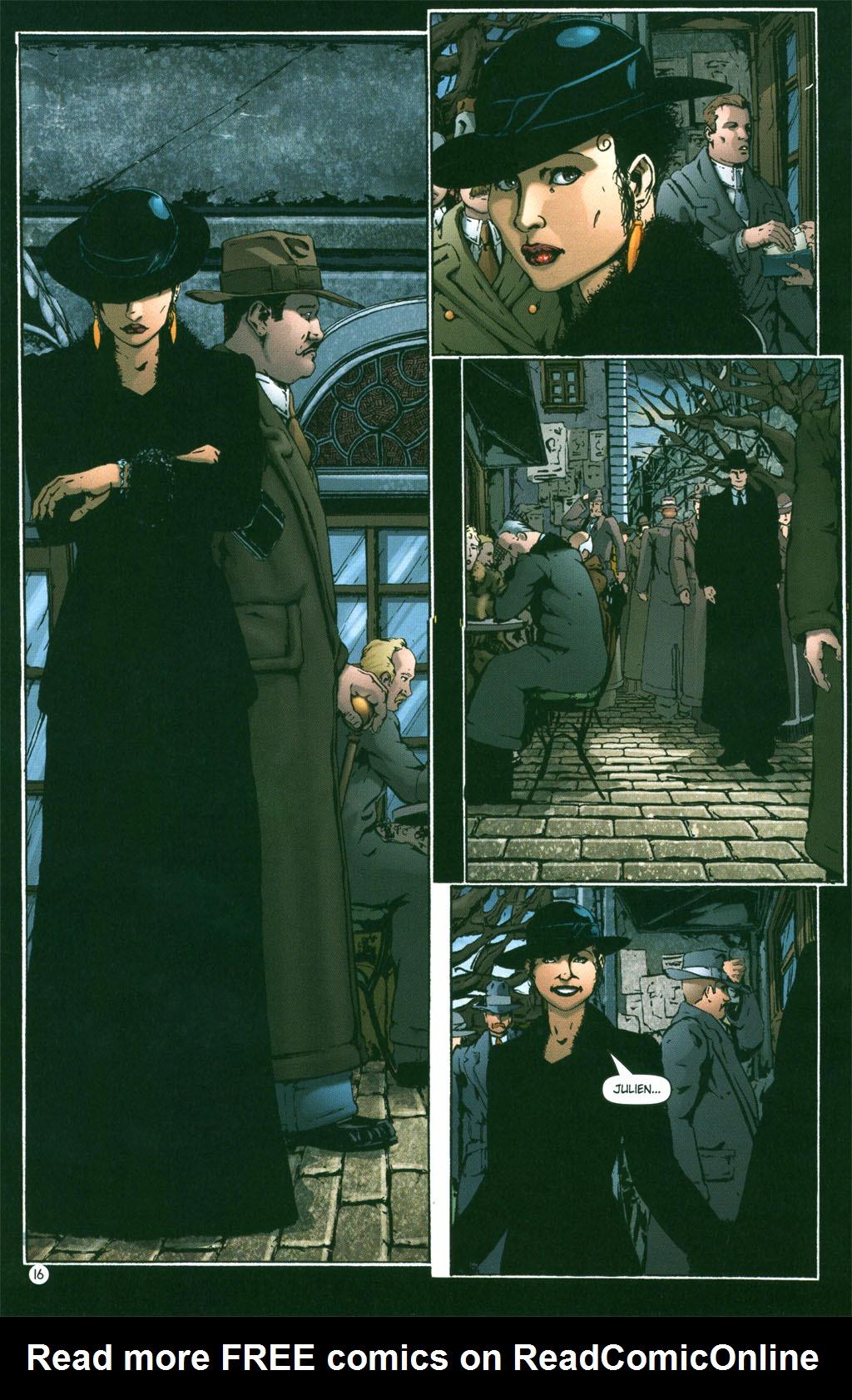 Read online Rex Mundi comic -  Issue #2 - 17