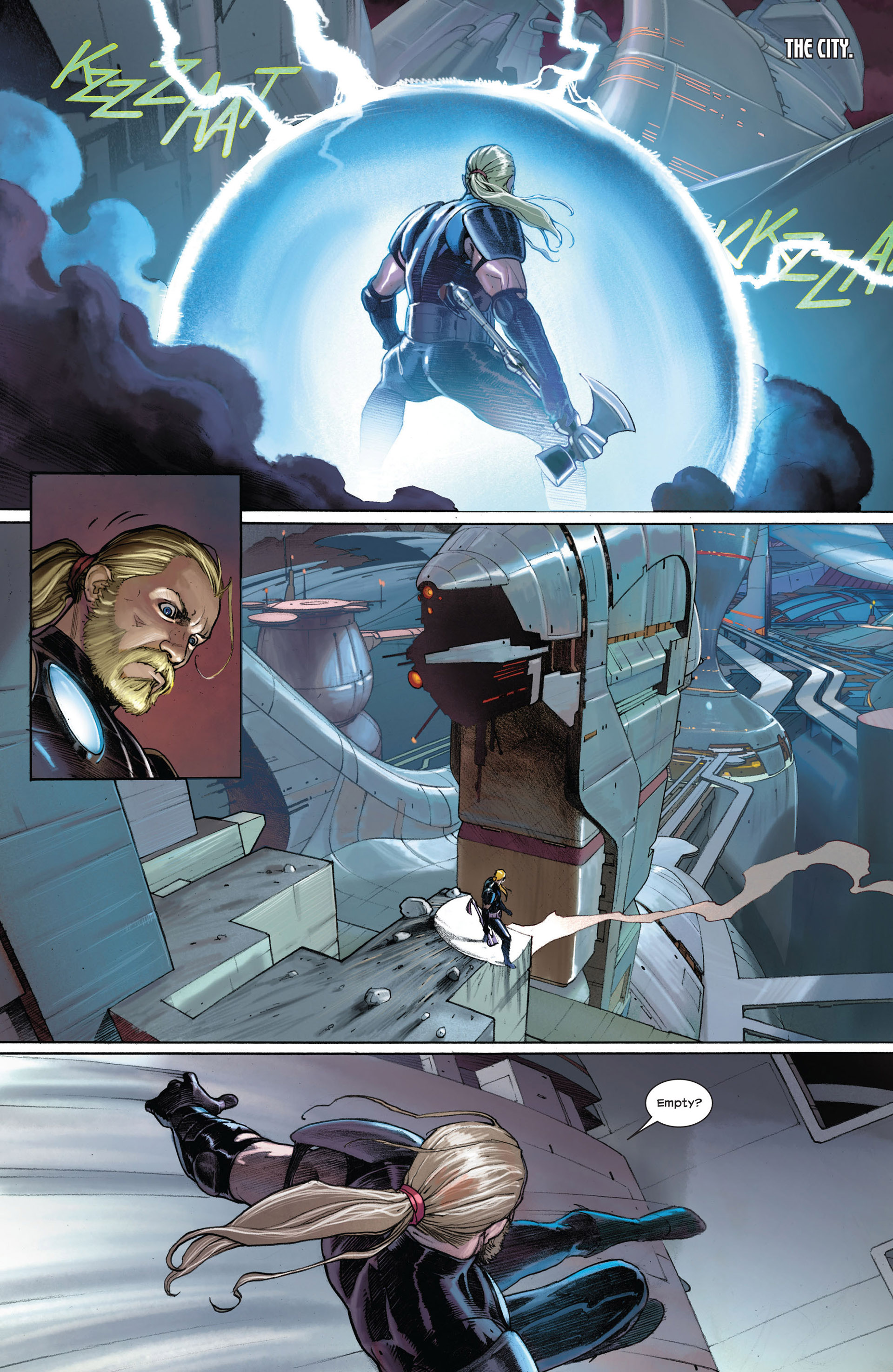 Read online Ultimate Comics Ultimates comic -  Issue #4 - 3