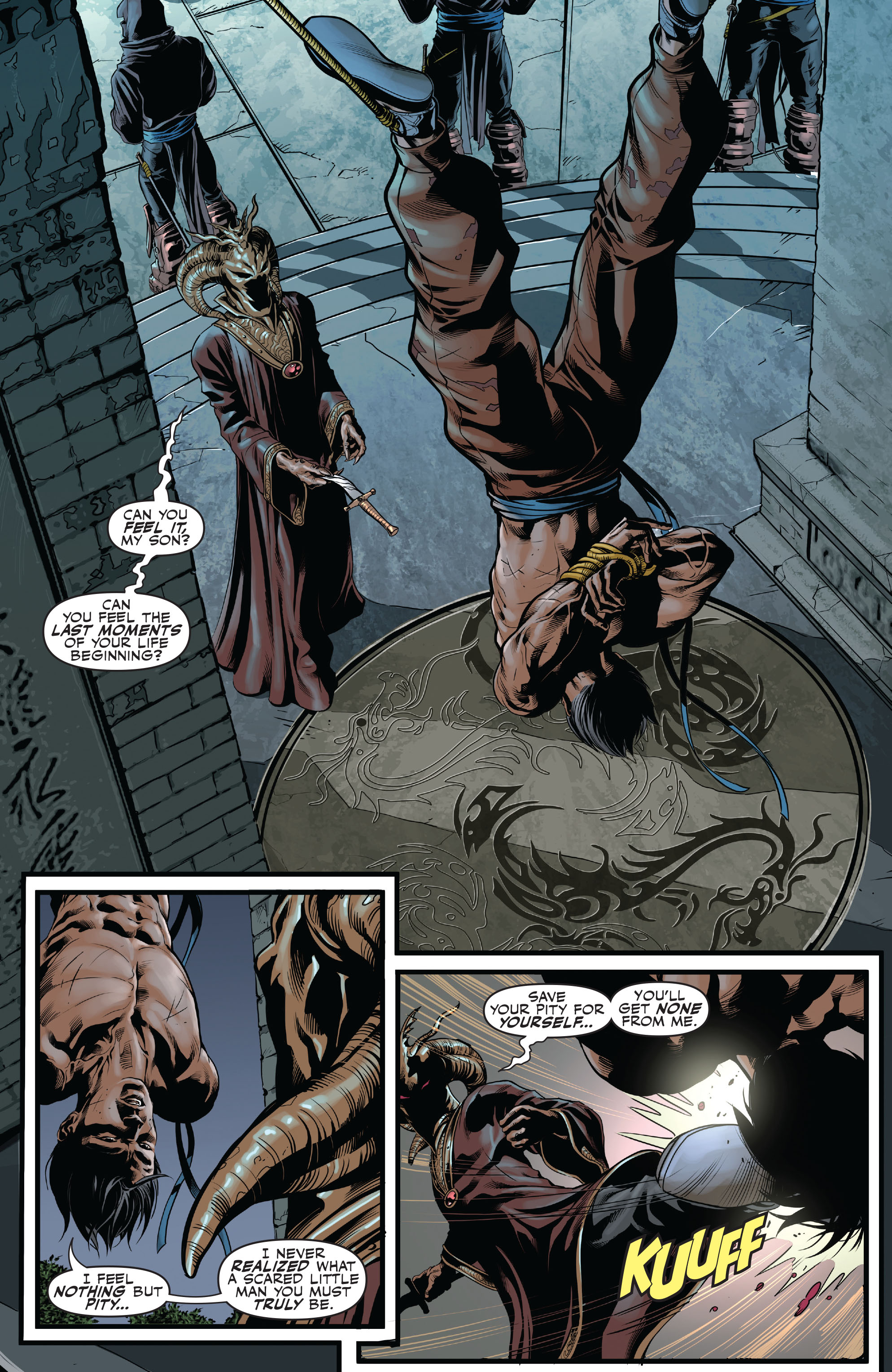 Read online Secret Avengers (2010) comic -  Issue #10 - 5