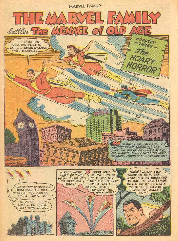 The Marvel Family issue 69 - Page 30