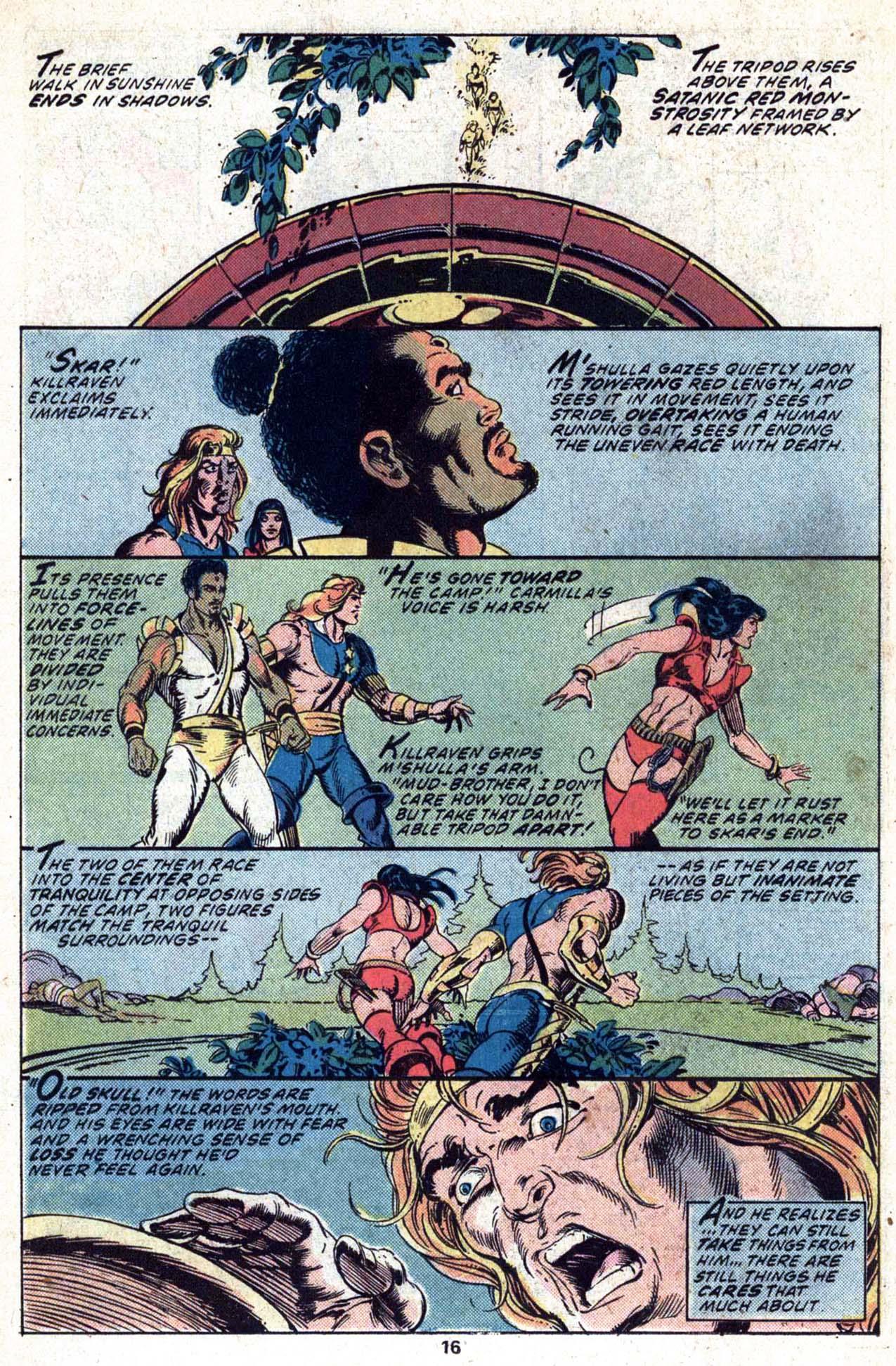 Read online Amazing Adventures (1970) comic -  Issue #34 - 18