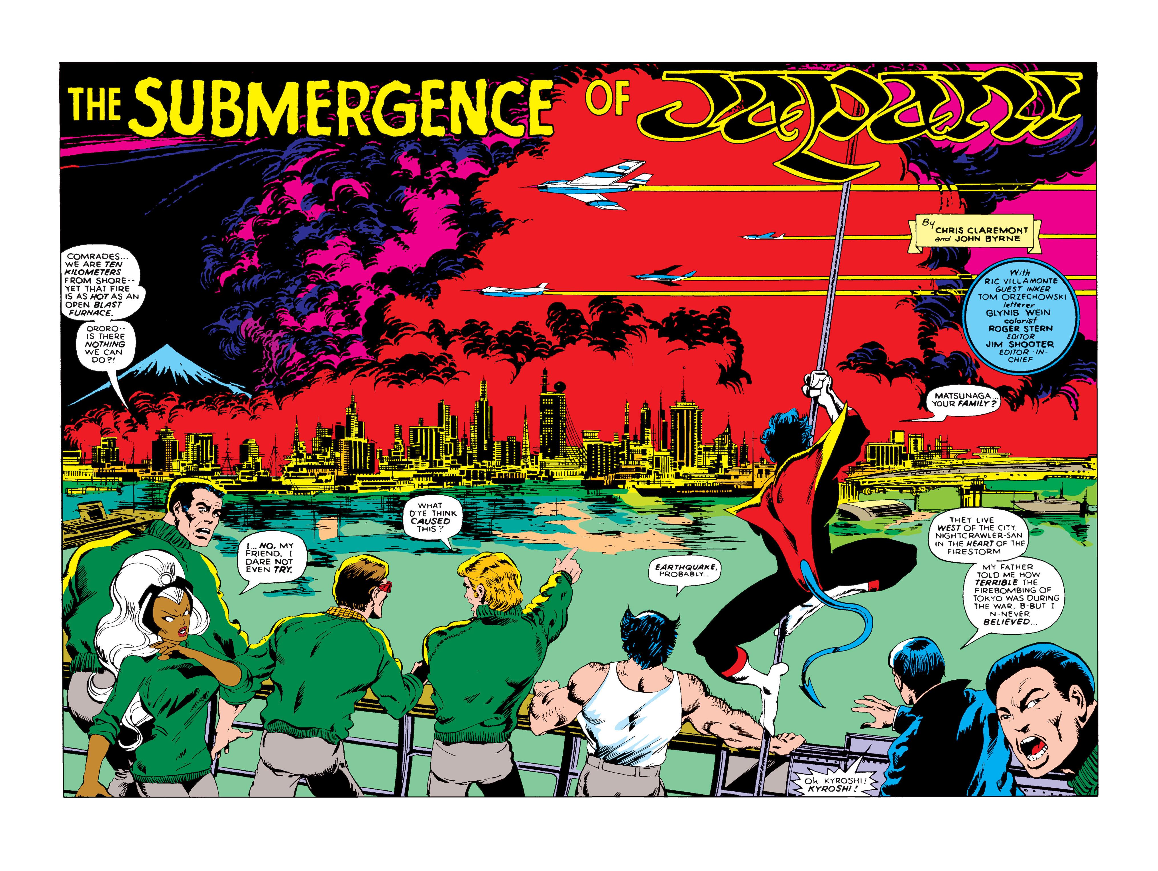 Uncanny X-Men (1963) 118 Page 2