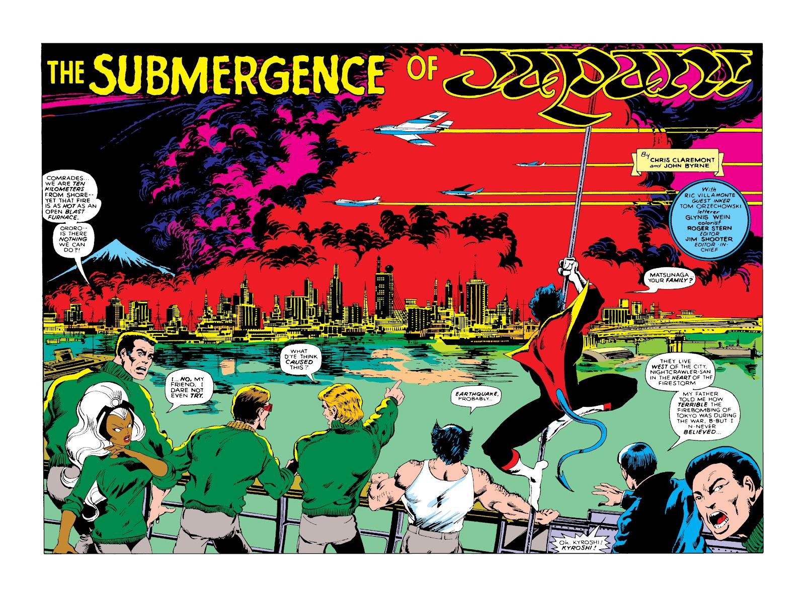 Uncanny X-Men (1963) issue 118 - Page 3