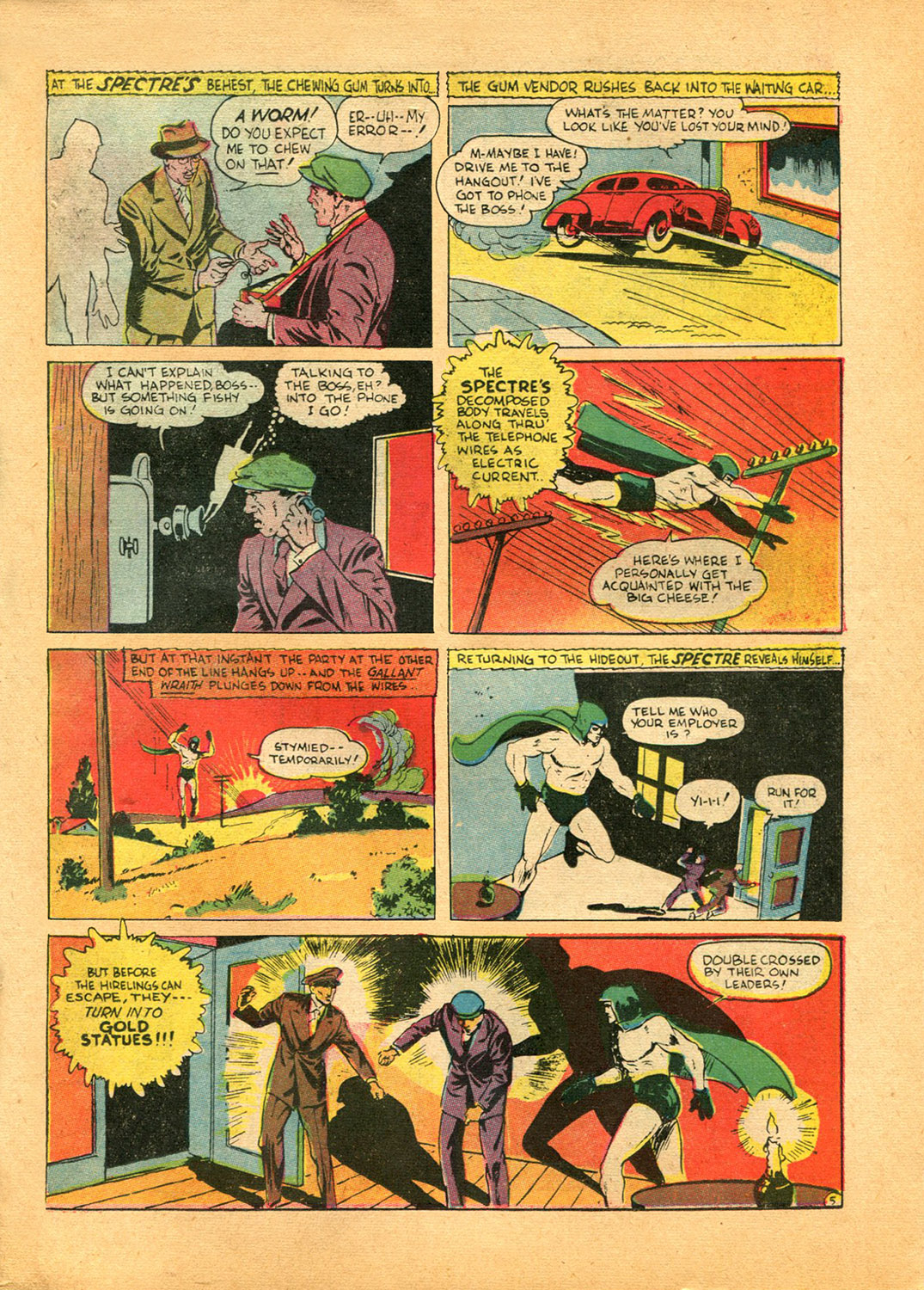 More Fun Comics issue 61 - Page 7