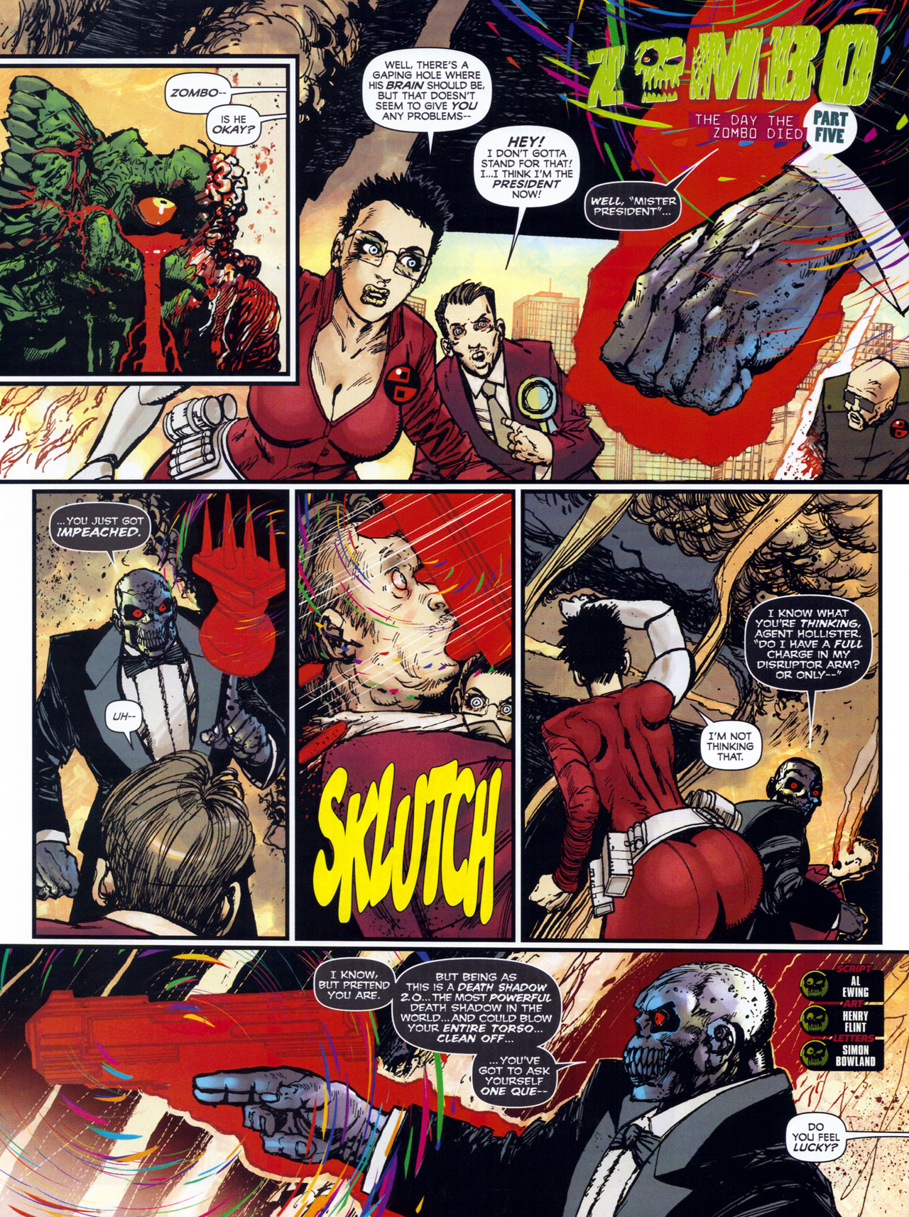 Read online 2000 AD comic -  Issue #1746 - 111