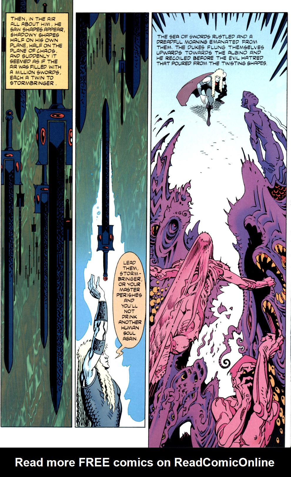 Read online Elric: Stormbringer comic -  Issue #3 - 24