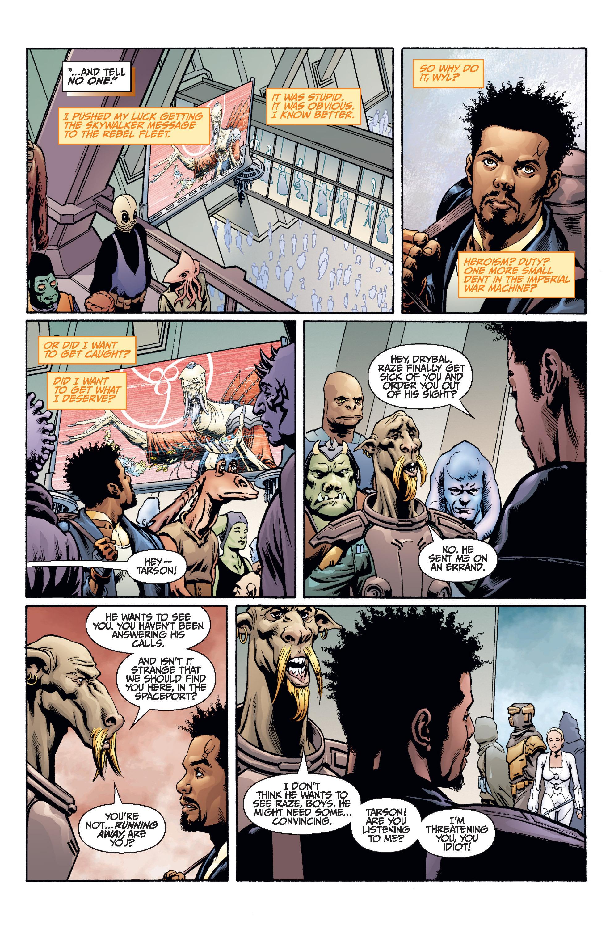 Read online Star Wars Omnibus comic -  Issue # Vol. 20 - 197