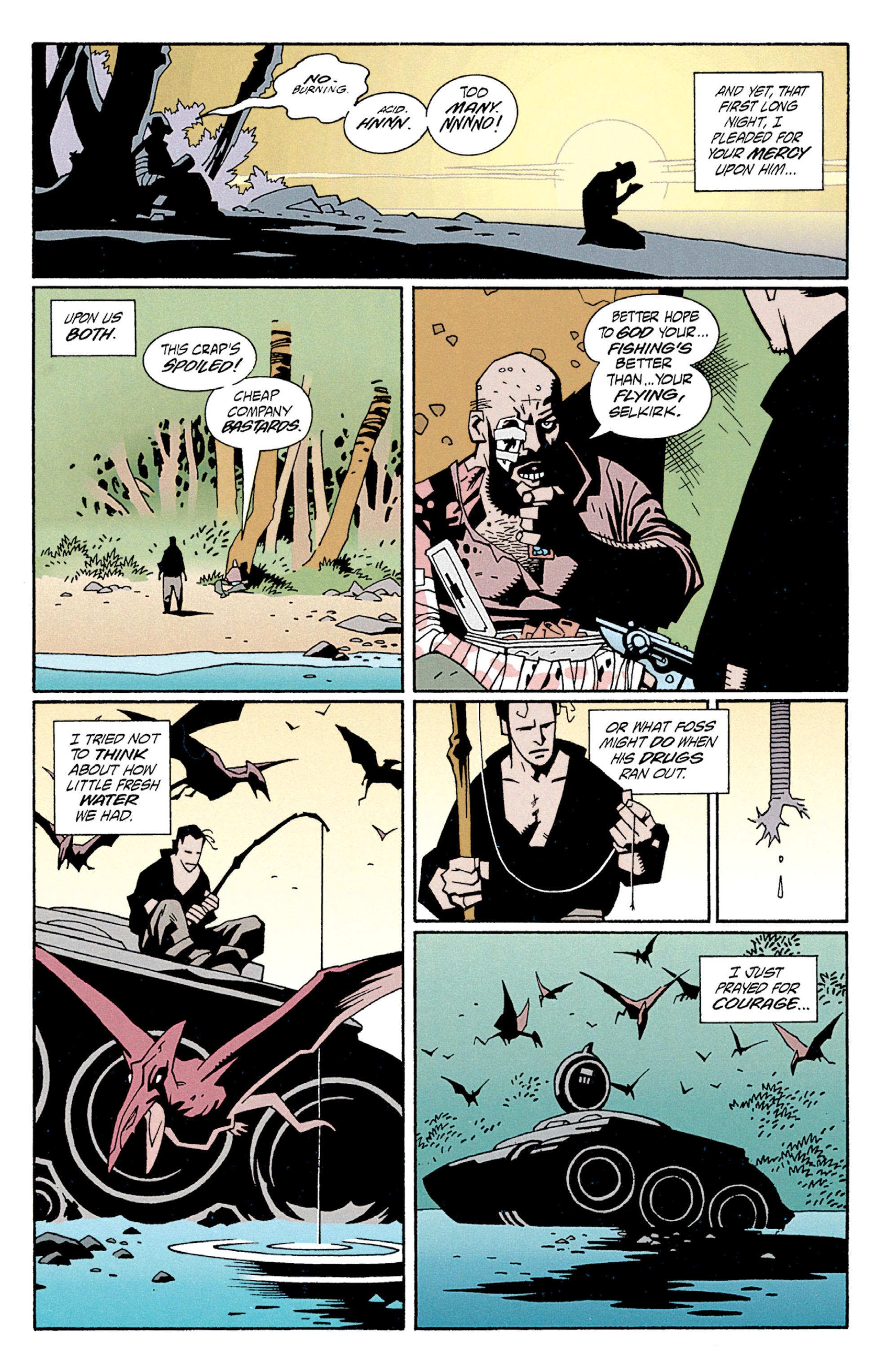 Read online Aliens: Salvation comic -  Issue # TPB - 14