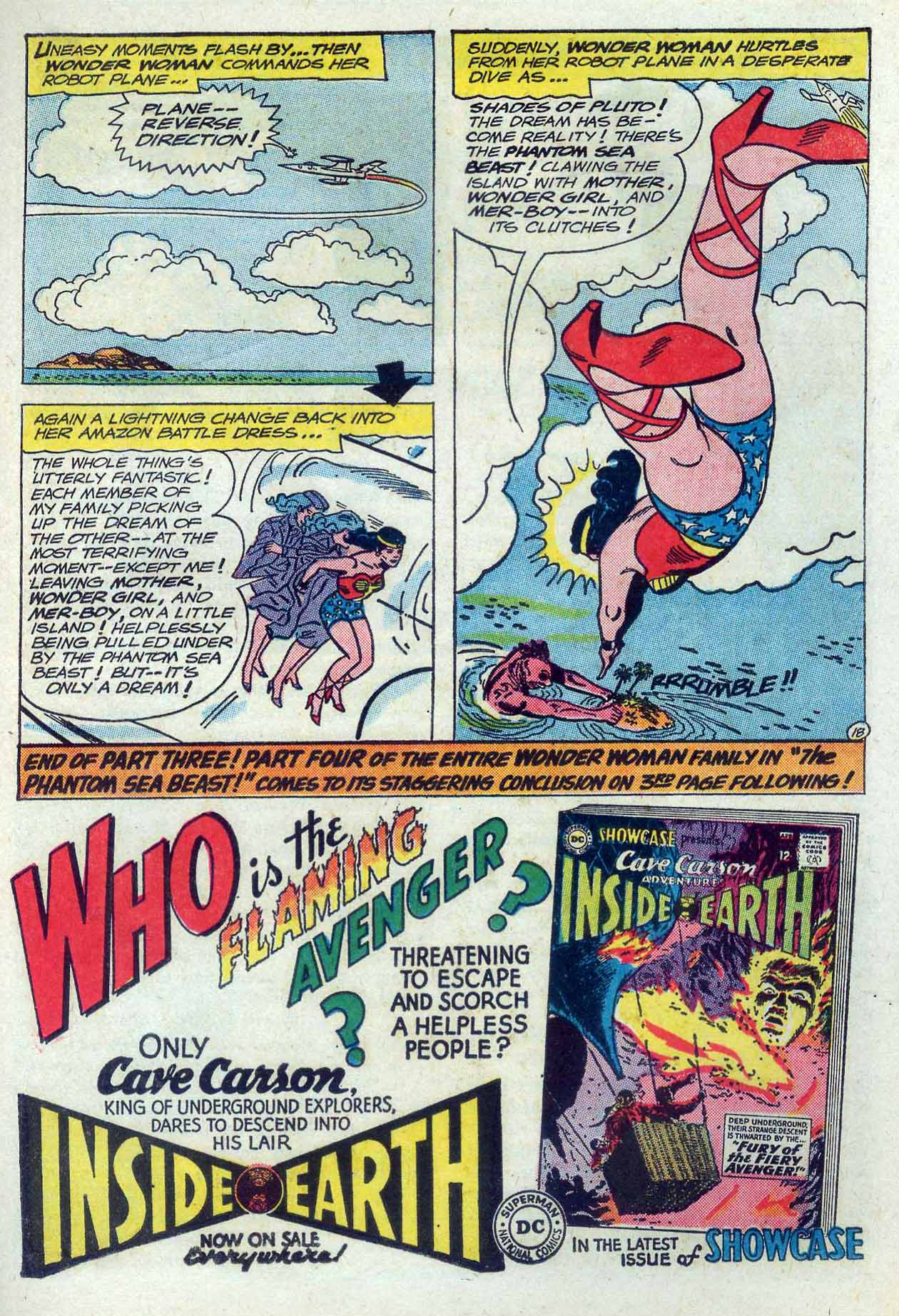 Read online Wonder Woman (1942) comic -  Issue #145 - 23