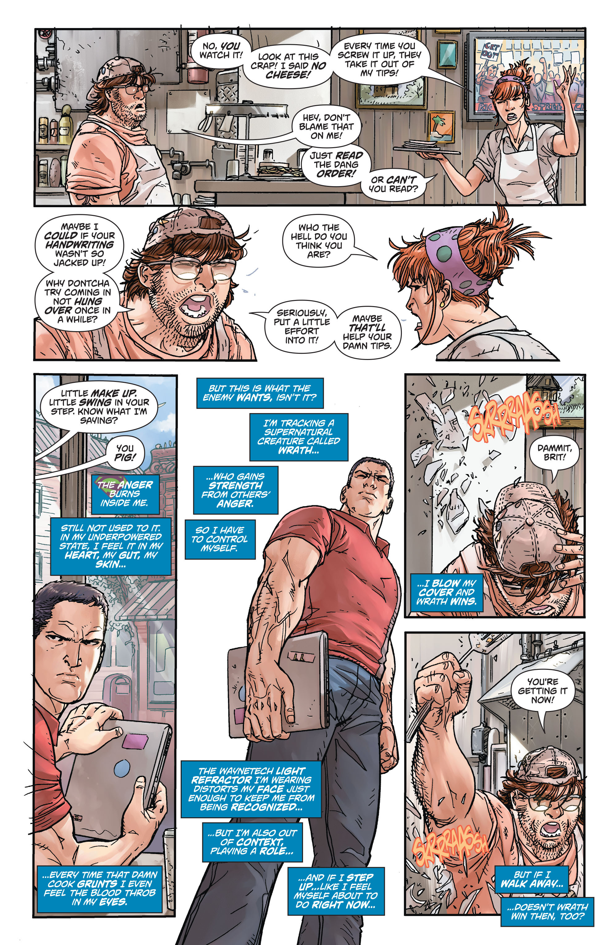 Read online Action Comics (2011) comic -  Issue #45 - 6