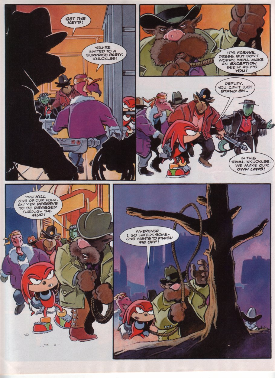 Read online Sonic the Comic comic -  Issue #88 - 16