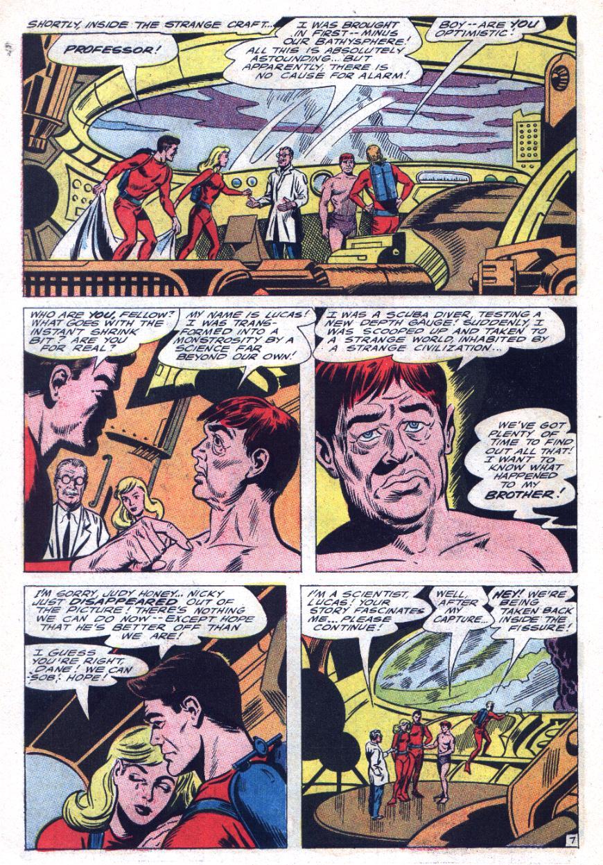 Read online Sea Devils comic -  Issue #29 - 11