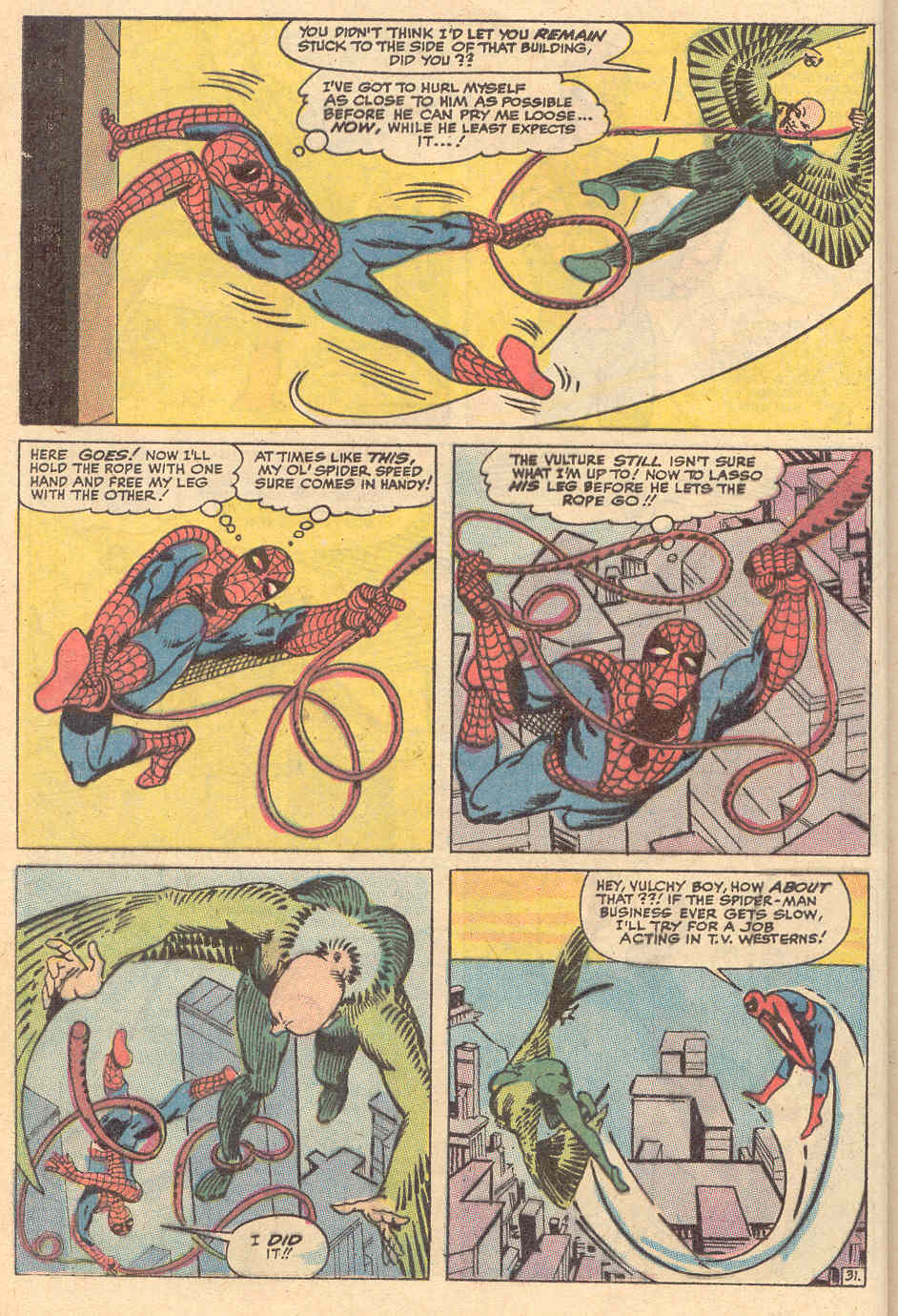 The Amazing Spider-Man (1963) _Annual_6 Page 31