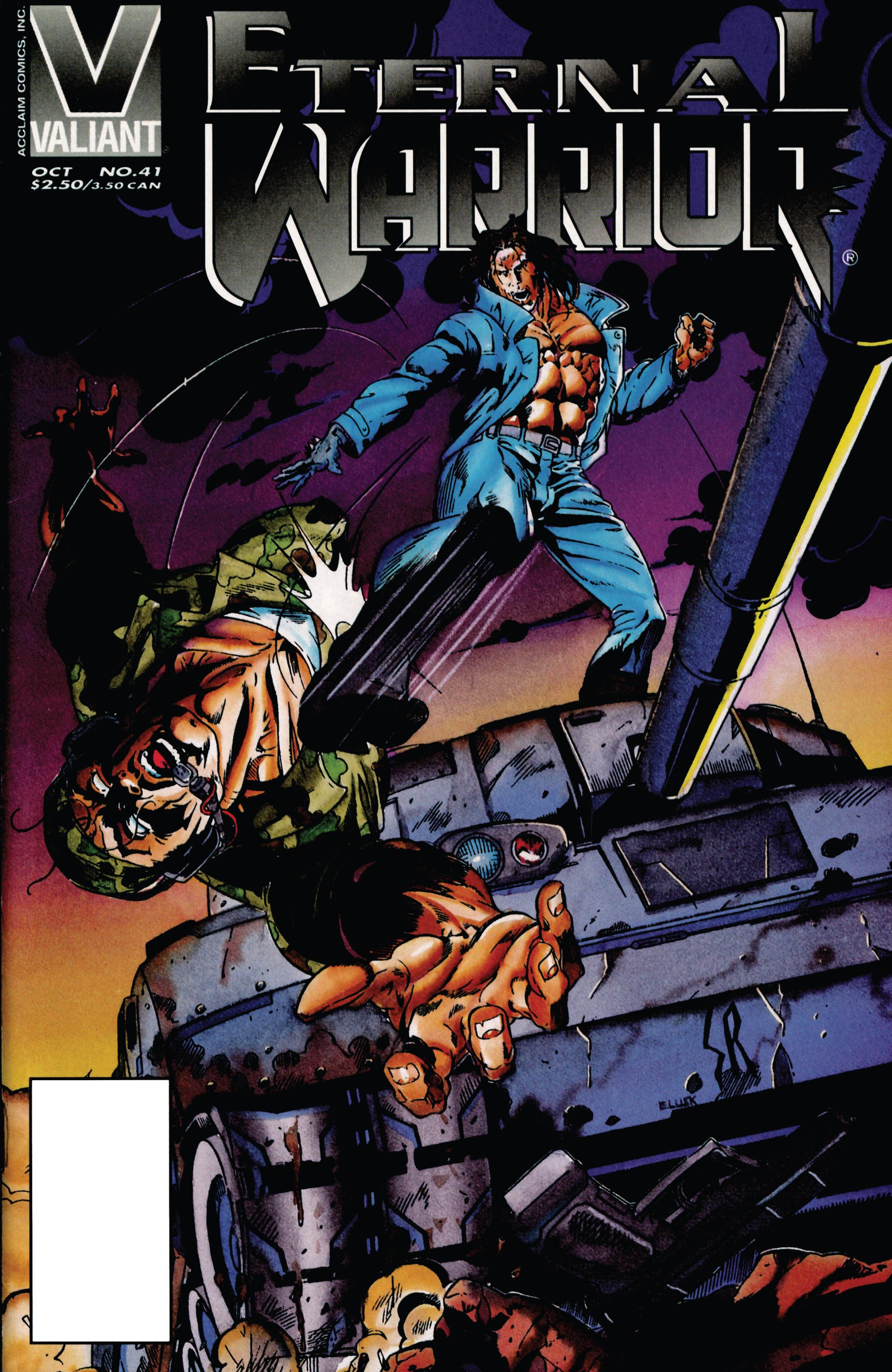 Read online Eternal Warrior (1992) comic -  Issue #41 - 1