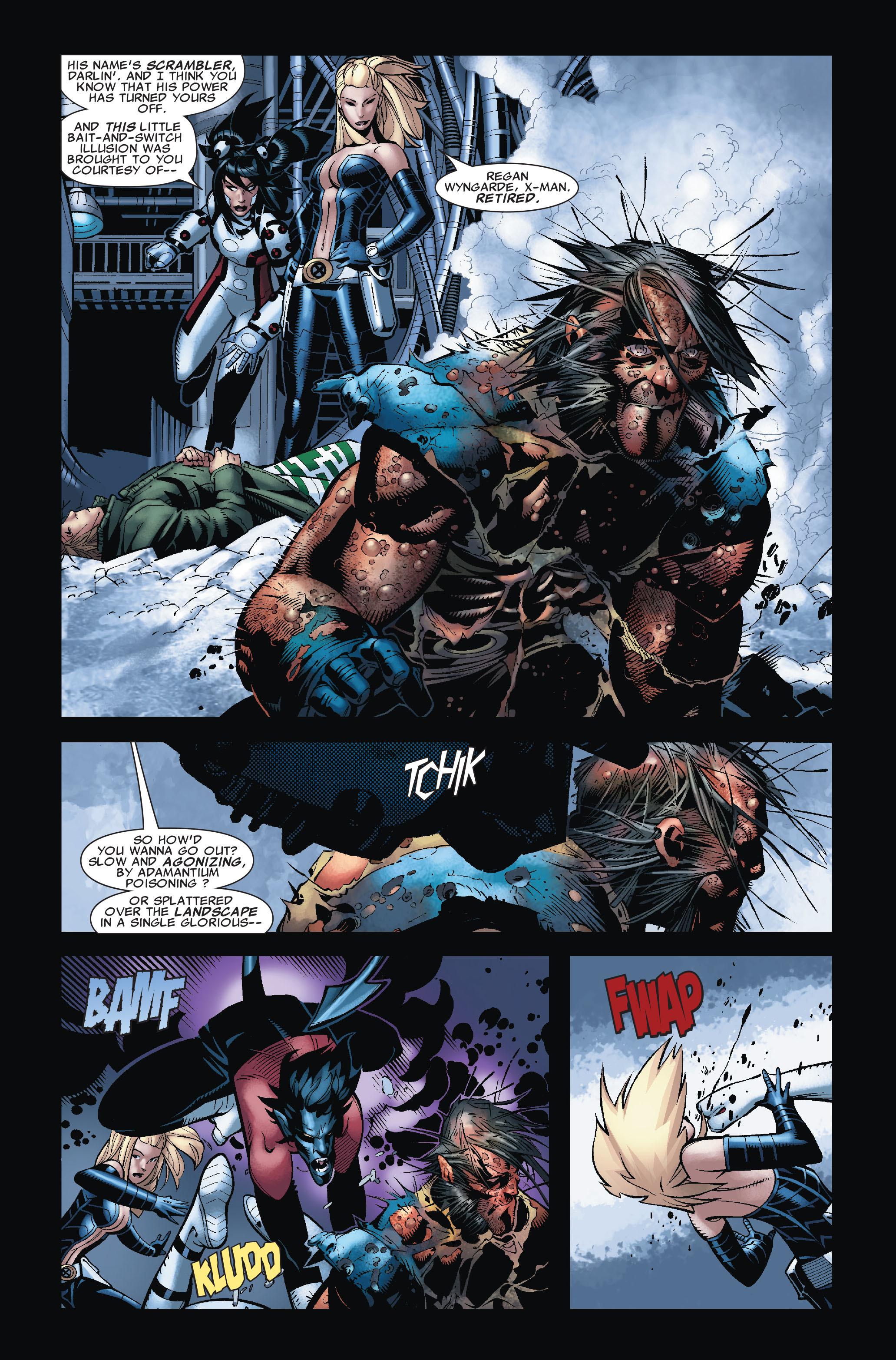X-Men (1991) 205 Page 18