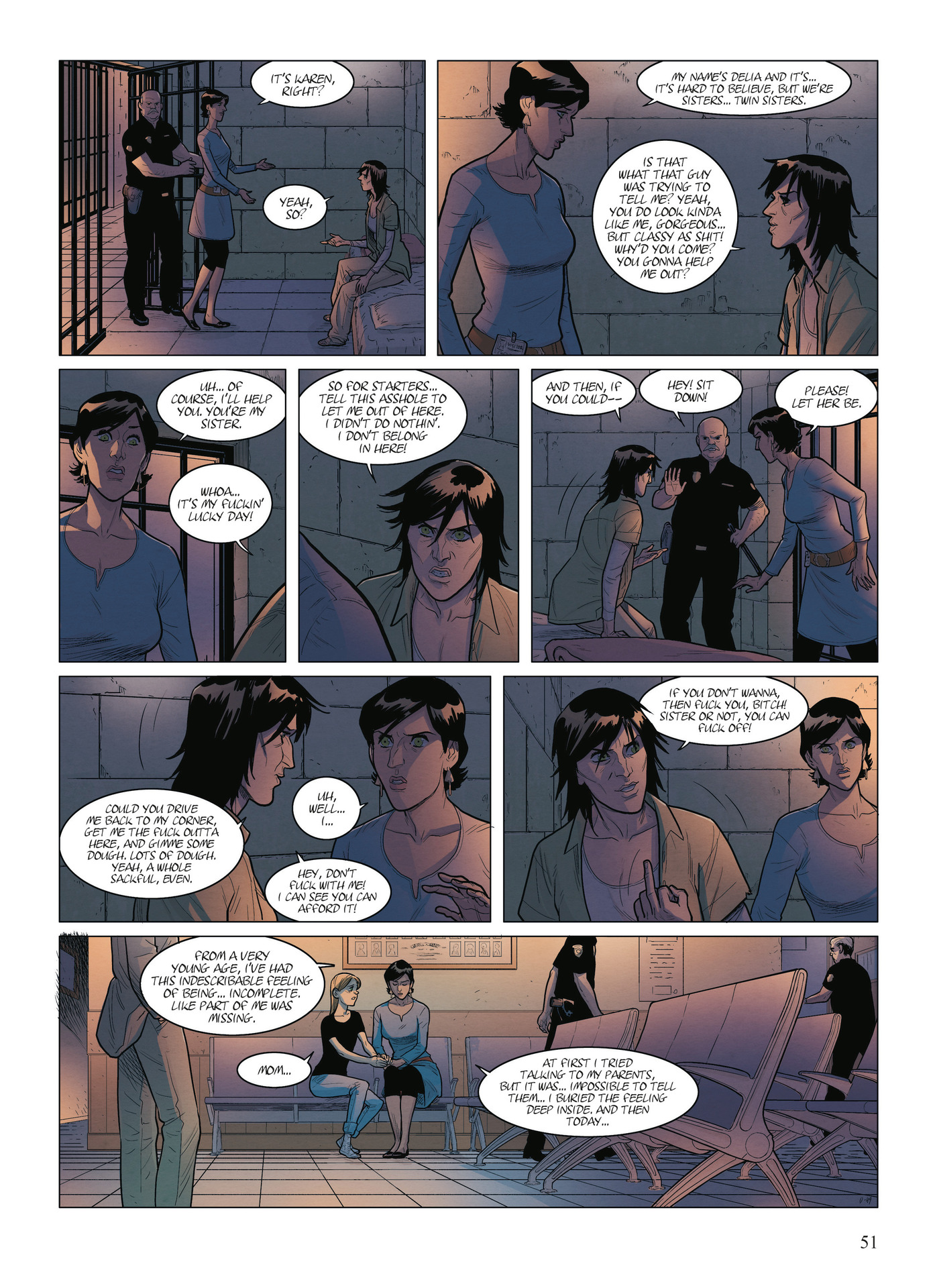 Read online Alter Ego comic -  Issue #9 - 53