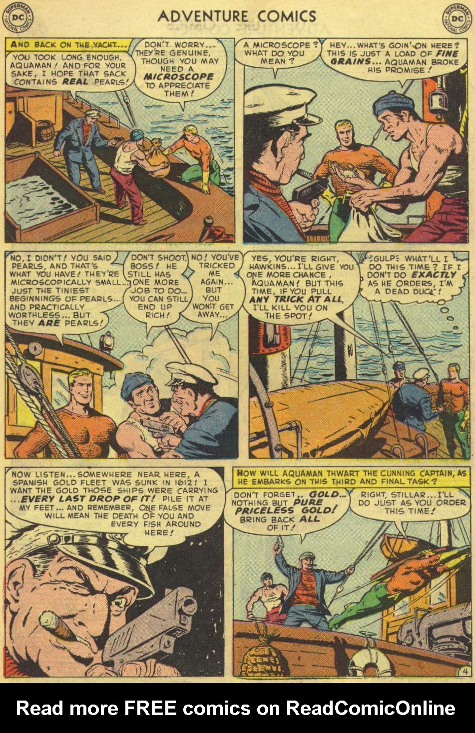Read online Adventure Comics (1938) comic -  Issue #167 - 20