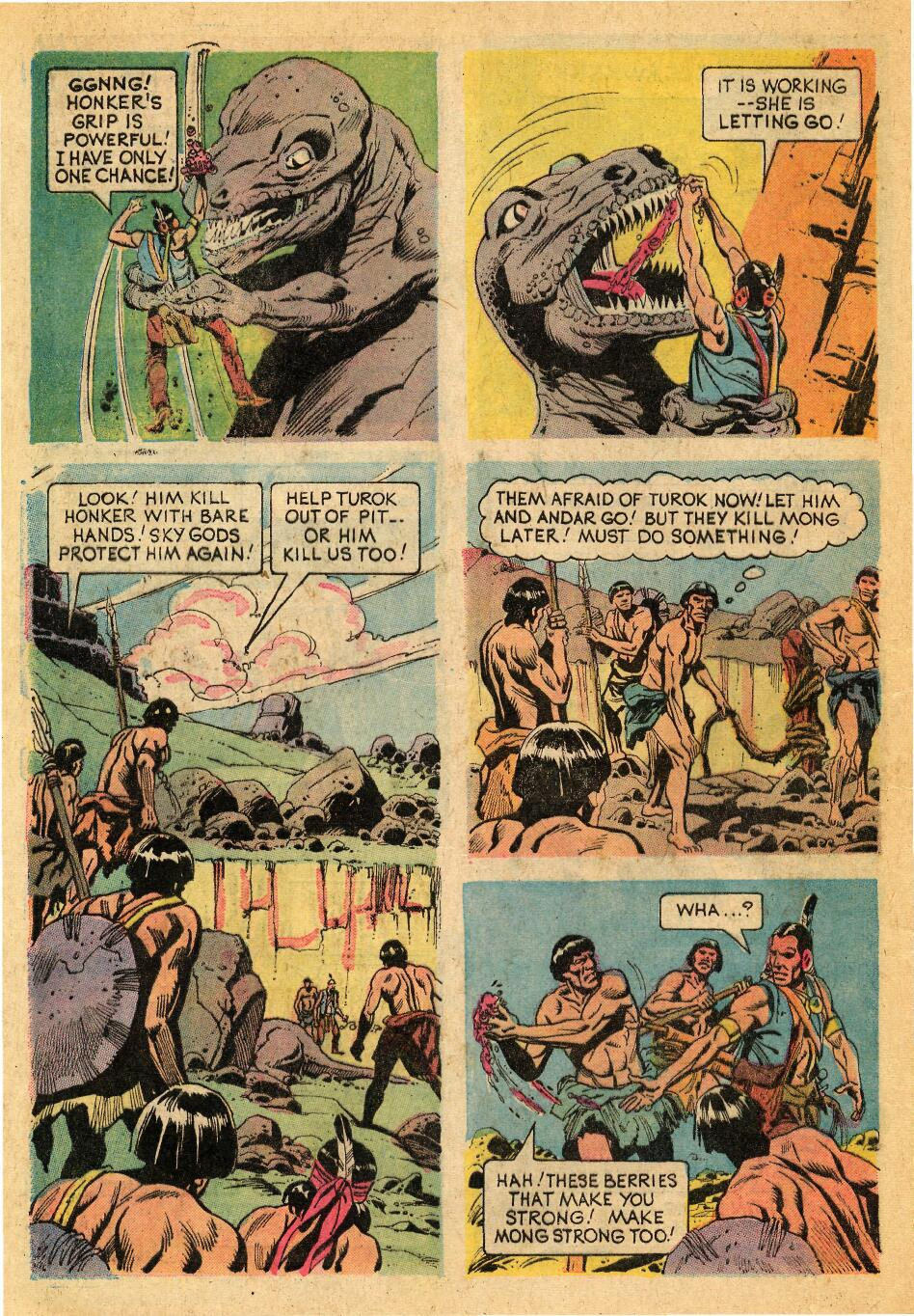 Read online Turok, Son of Stone comic -  Issue #88 - 32