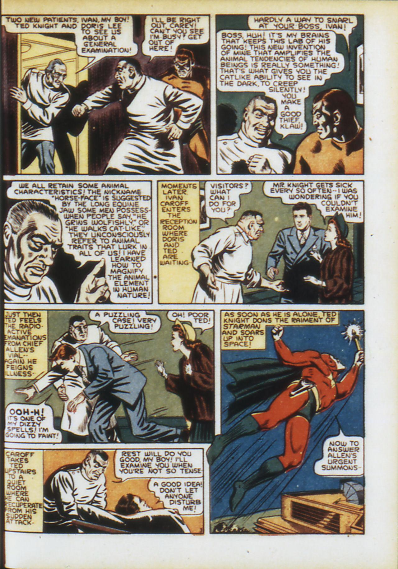 Read online Adventure Comics (1938) comic -  Issue #74 - 6