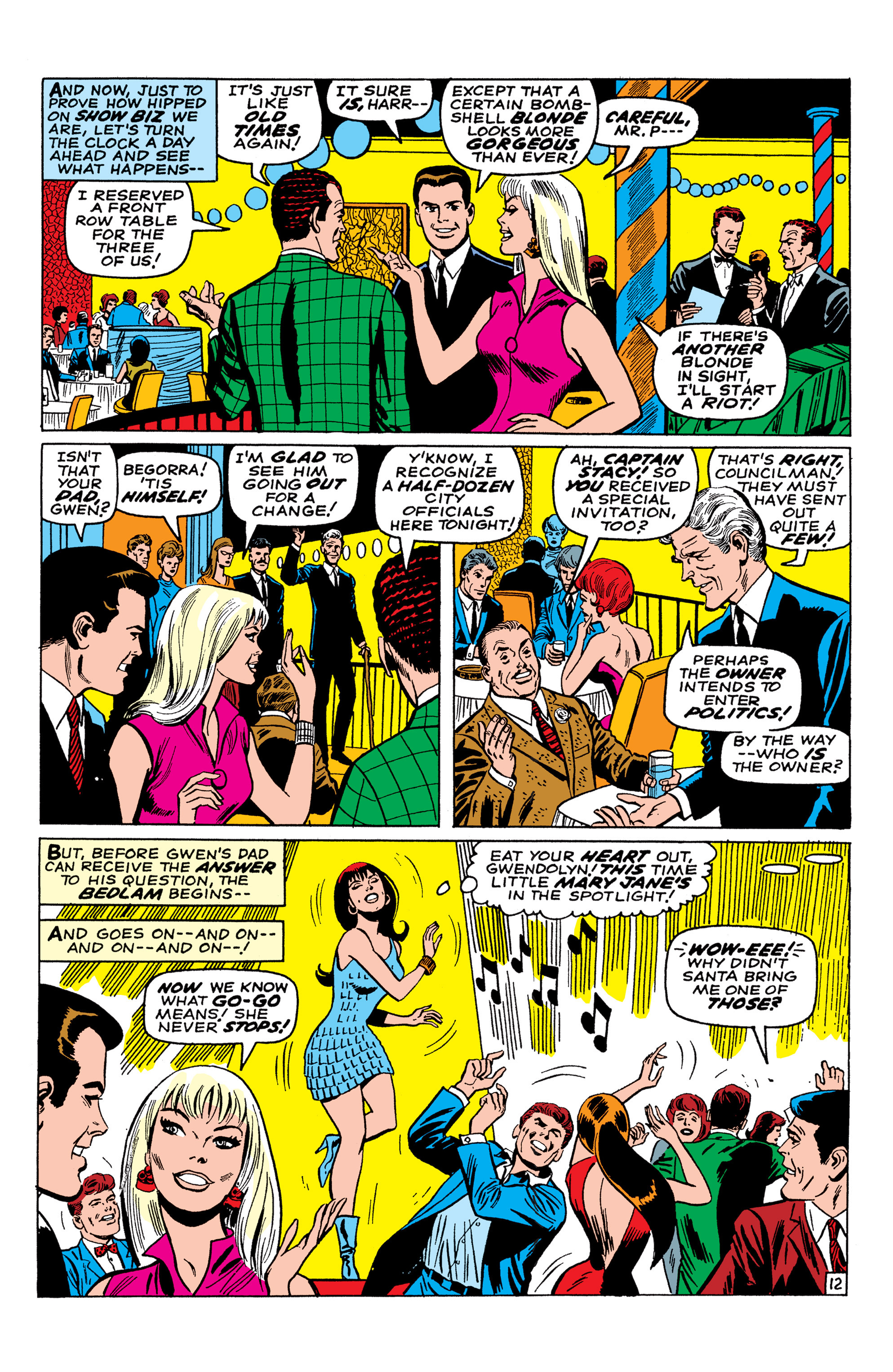 The Amazing Spider-Man (1963) 59 Page 12