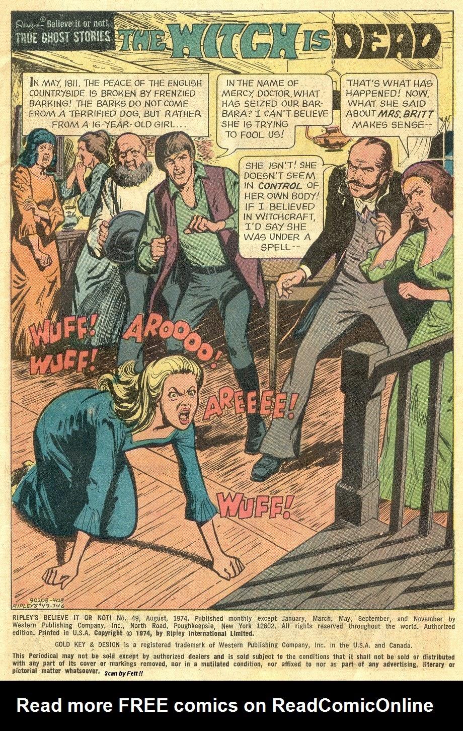 Ripleys Believe it or Not! (1965) 49 Page 2