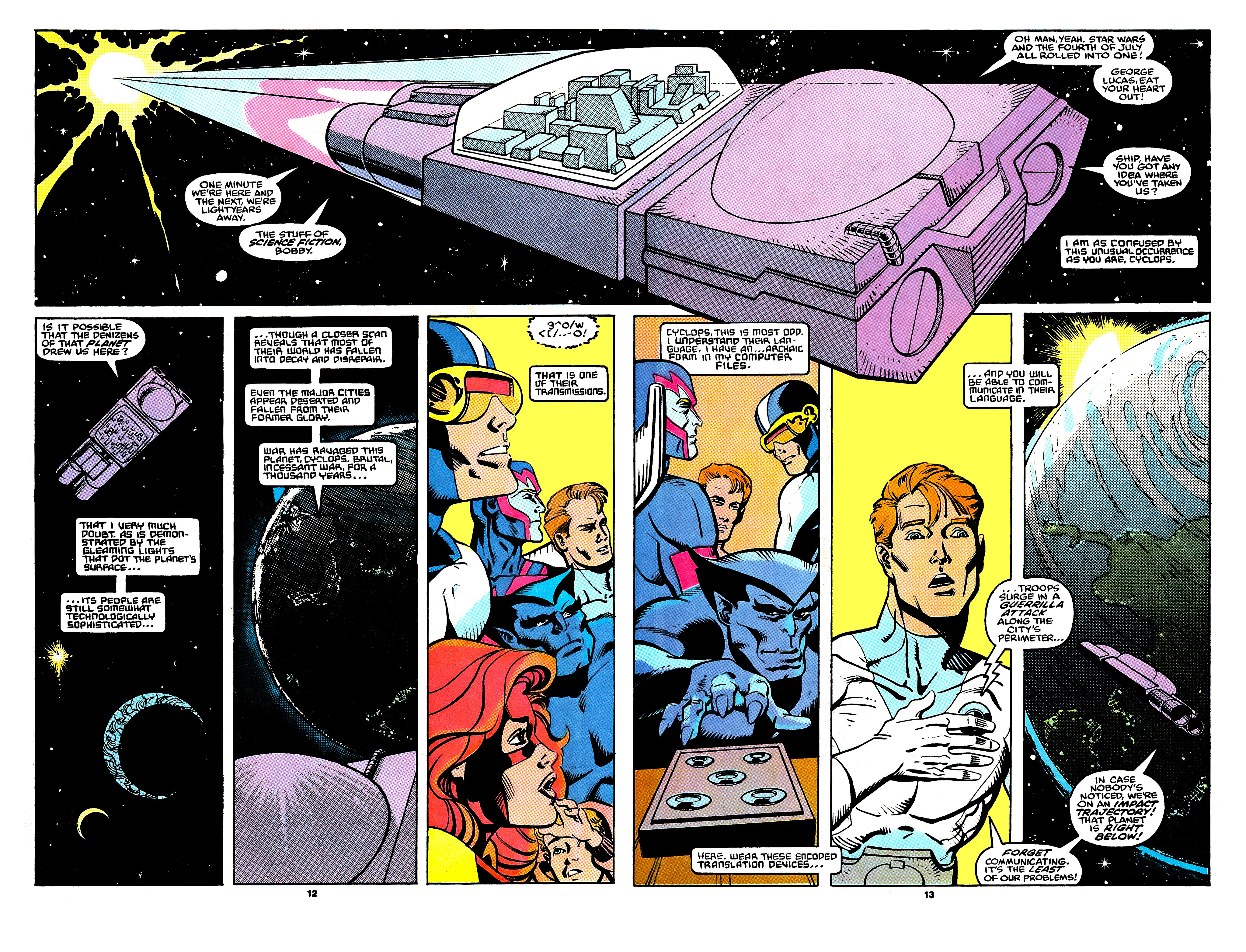 Read online X-Factor (1986) comic -  Issue #43 - 9