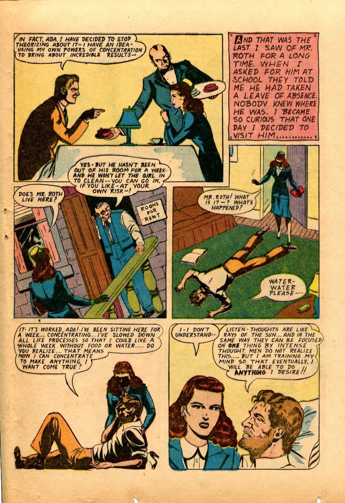 Read online Super-Magician Comics comic -  Issue #33 - 33