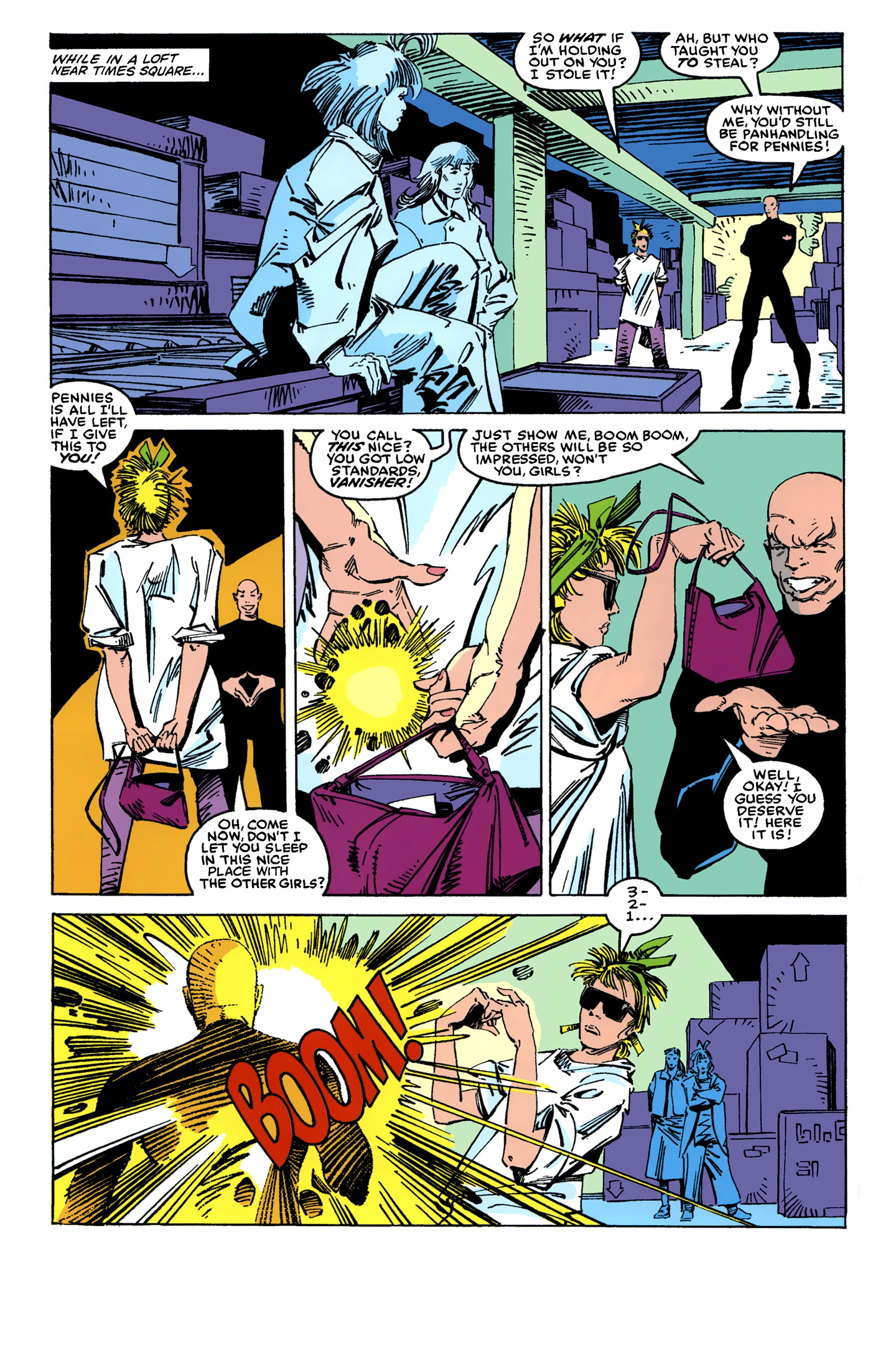 Read online X-Factor (1986) comic -  Issue #11 - 24