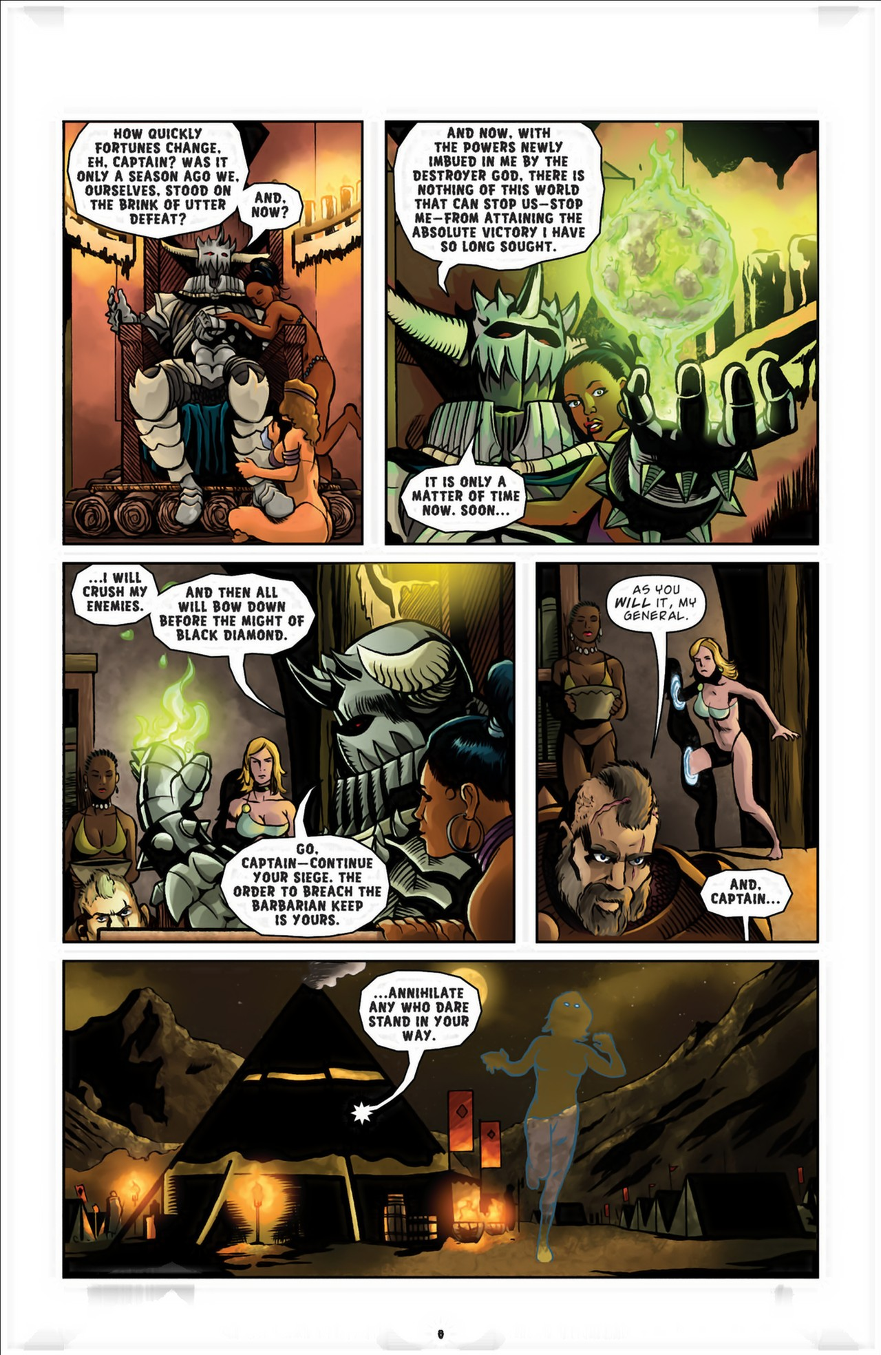 Read online KISS (2012) comic -  Issue #3 - 11