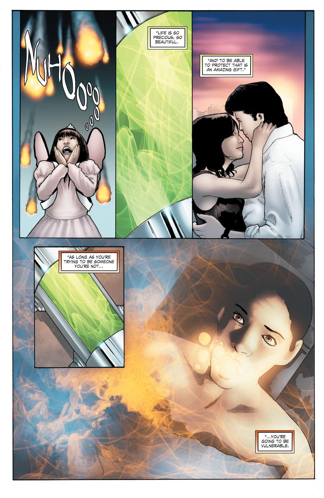 Read online Smallville Season 11 [II] comic -  Issue # TPB 4 - 113
