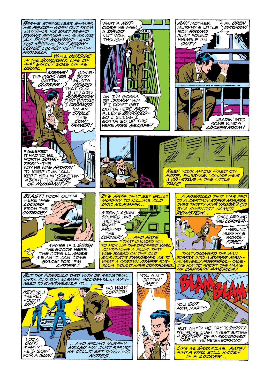 Read online Marvel Masterworks: Luke Cage, Power Man comic -  Issue # TPB 2 (Part 3) - 7