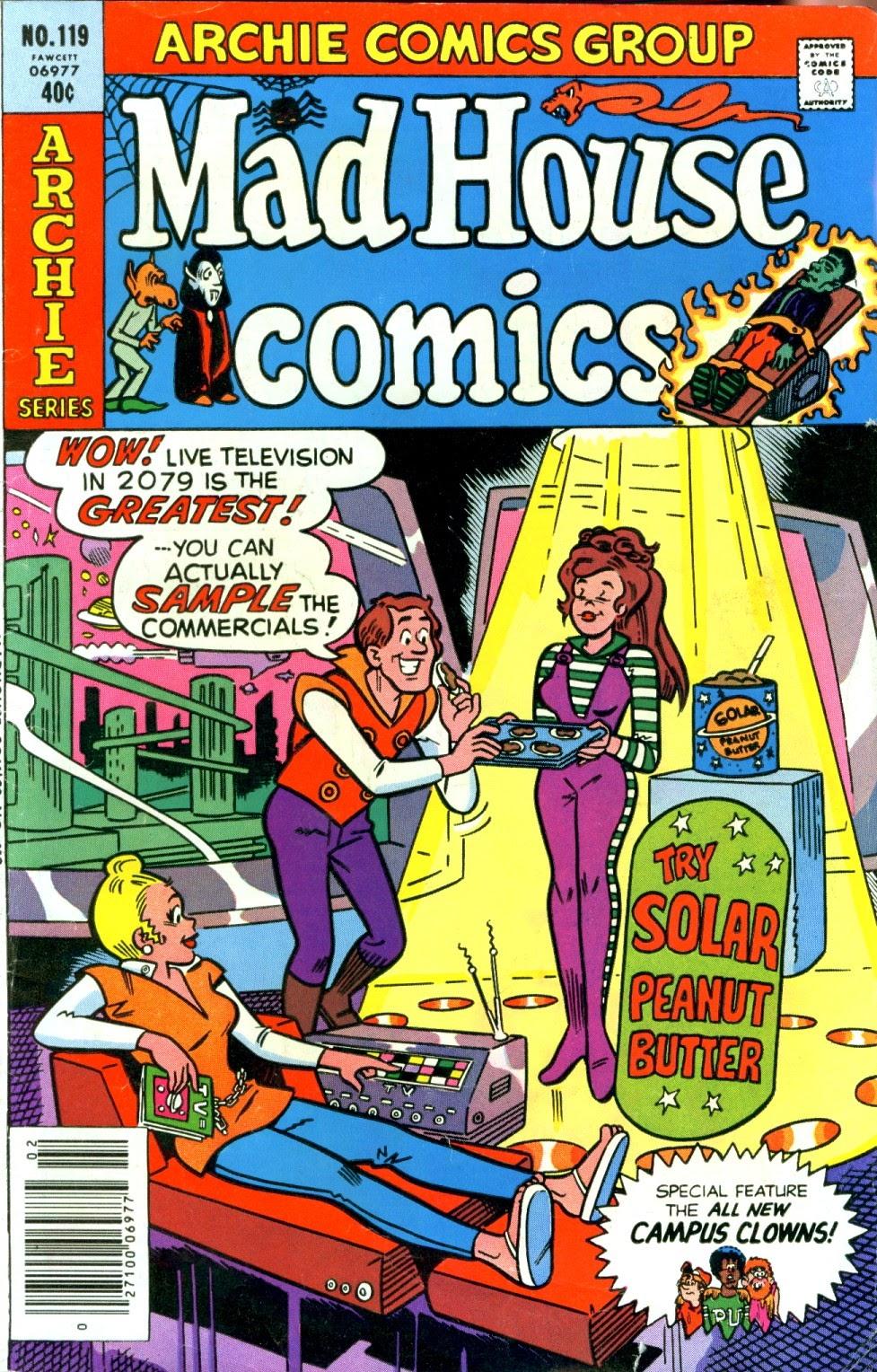 Madhouse Comics 119 Page 1