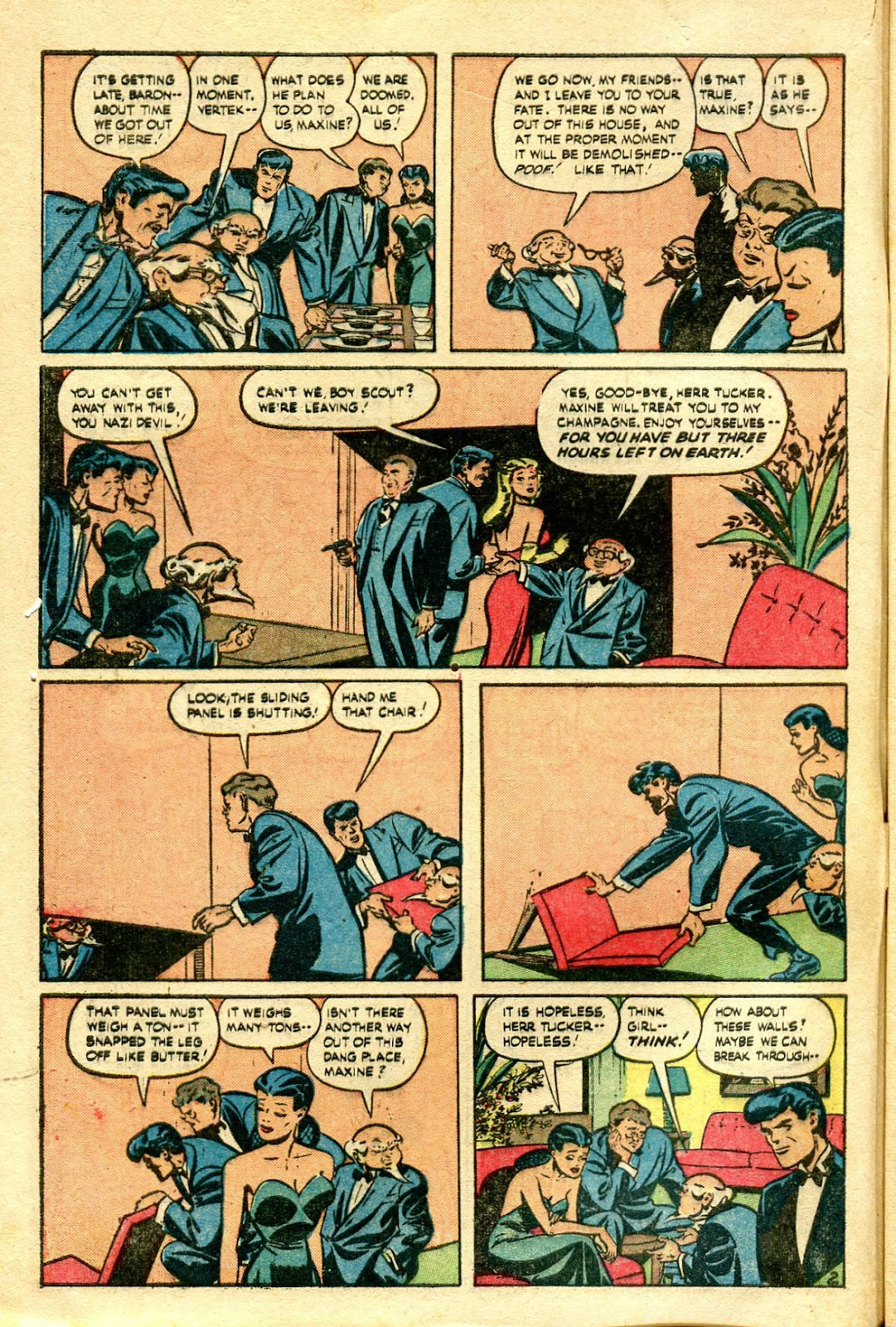 Read online Famous Funnies comic -  Issue #188 - 3
