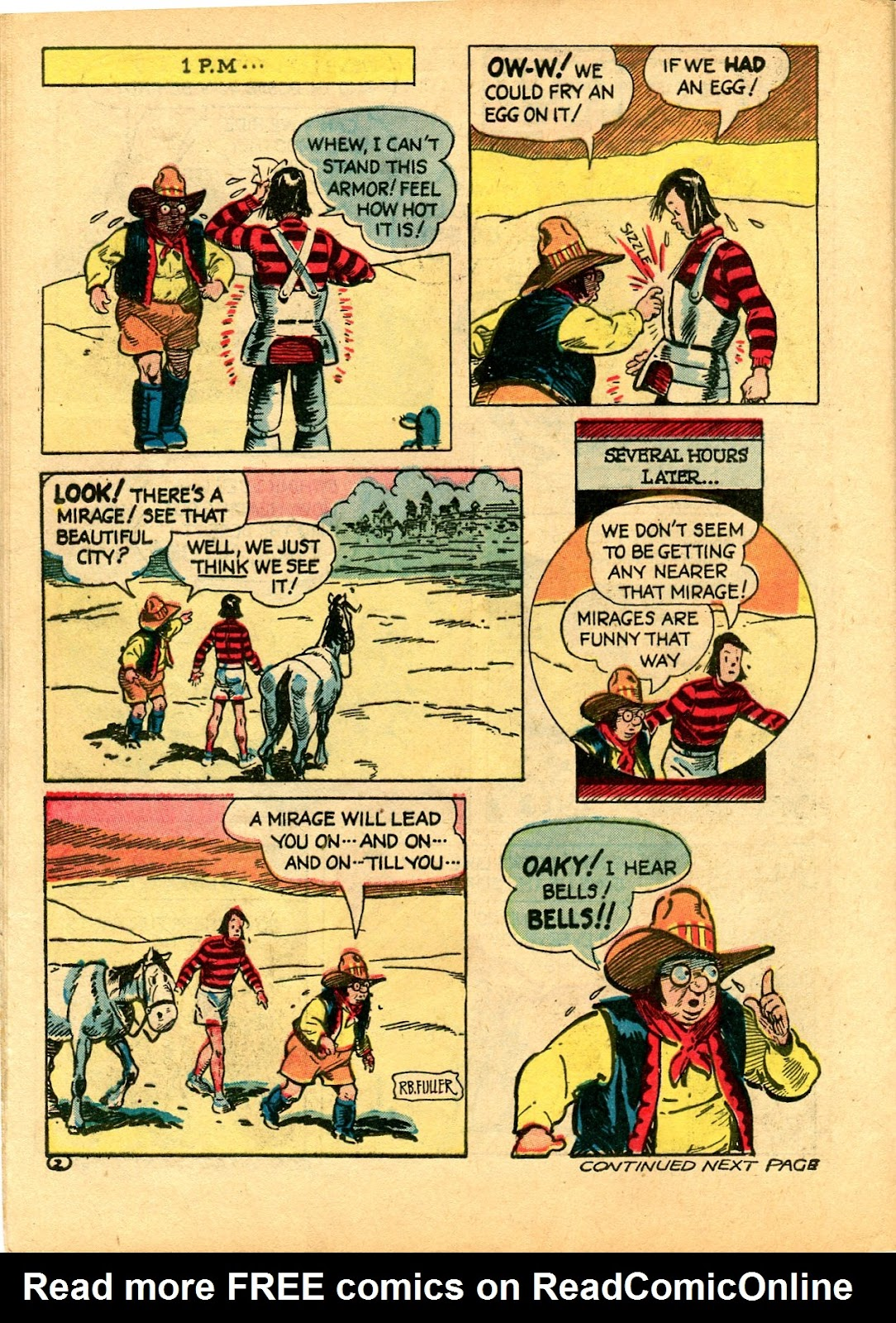 Read online Famous Funnies comic -  Issue #102 - 44