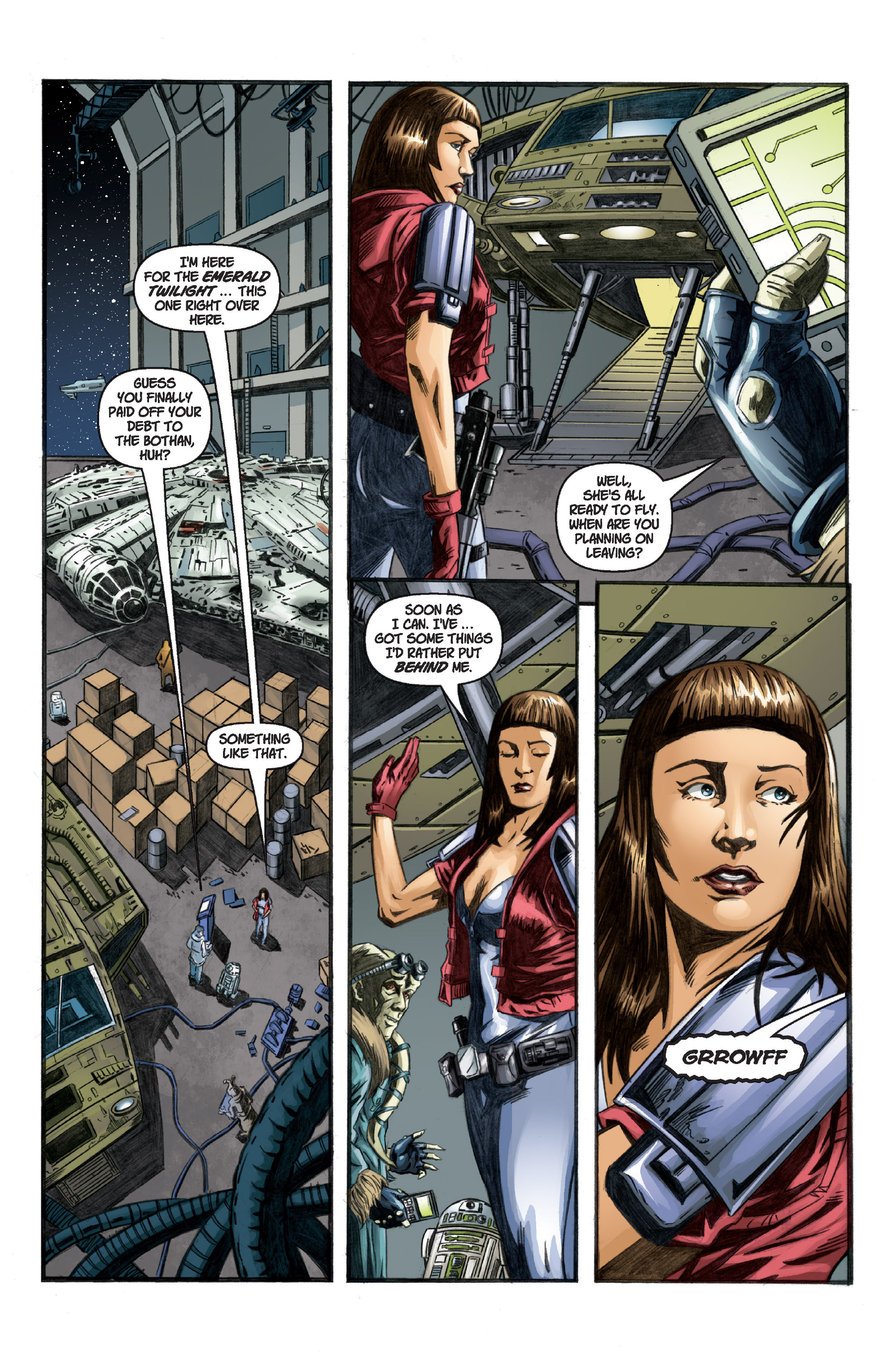 Read online Star Wars Omnibus comic -  Issue # Vol. 17 - 358