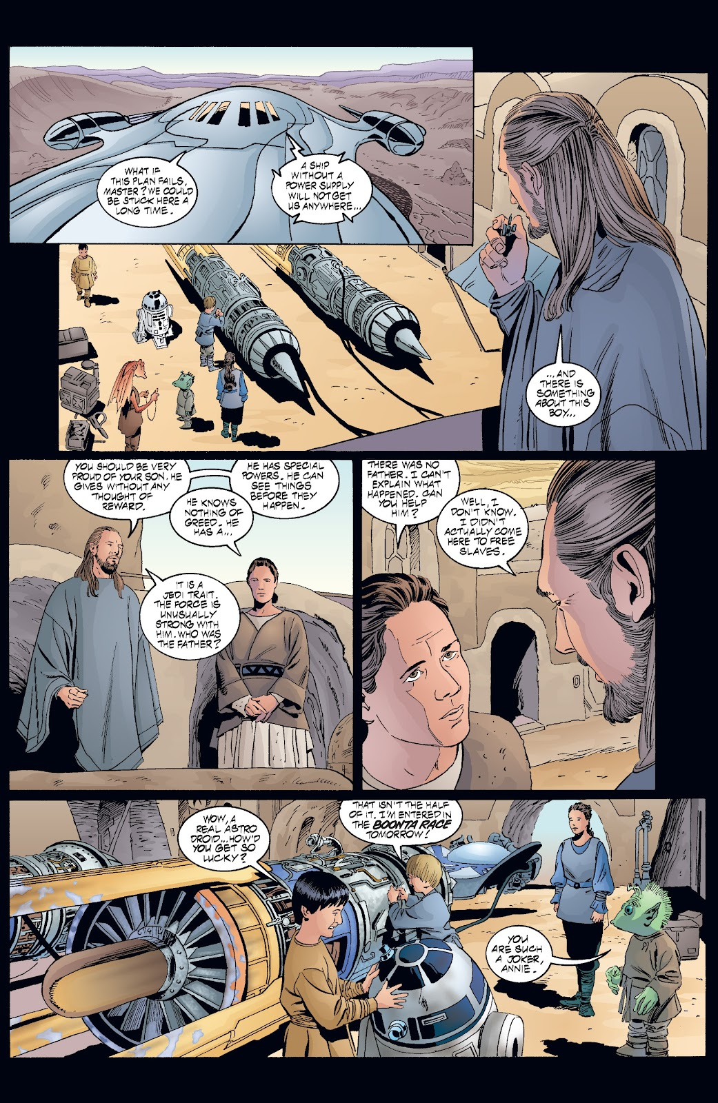 Read online Star Wars Legends: Rise of the Sith - Epic Collection comic -  Issue # TPB 2 (Part 3) - 78