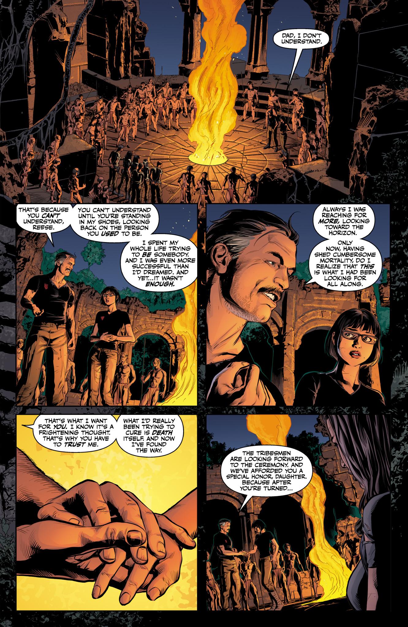 Read online Angel & Faith Season 10 comic -  Issue #10 - 9