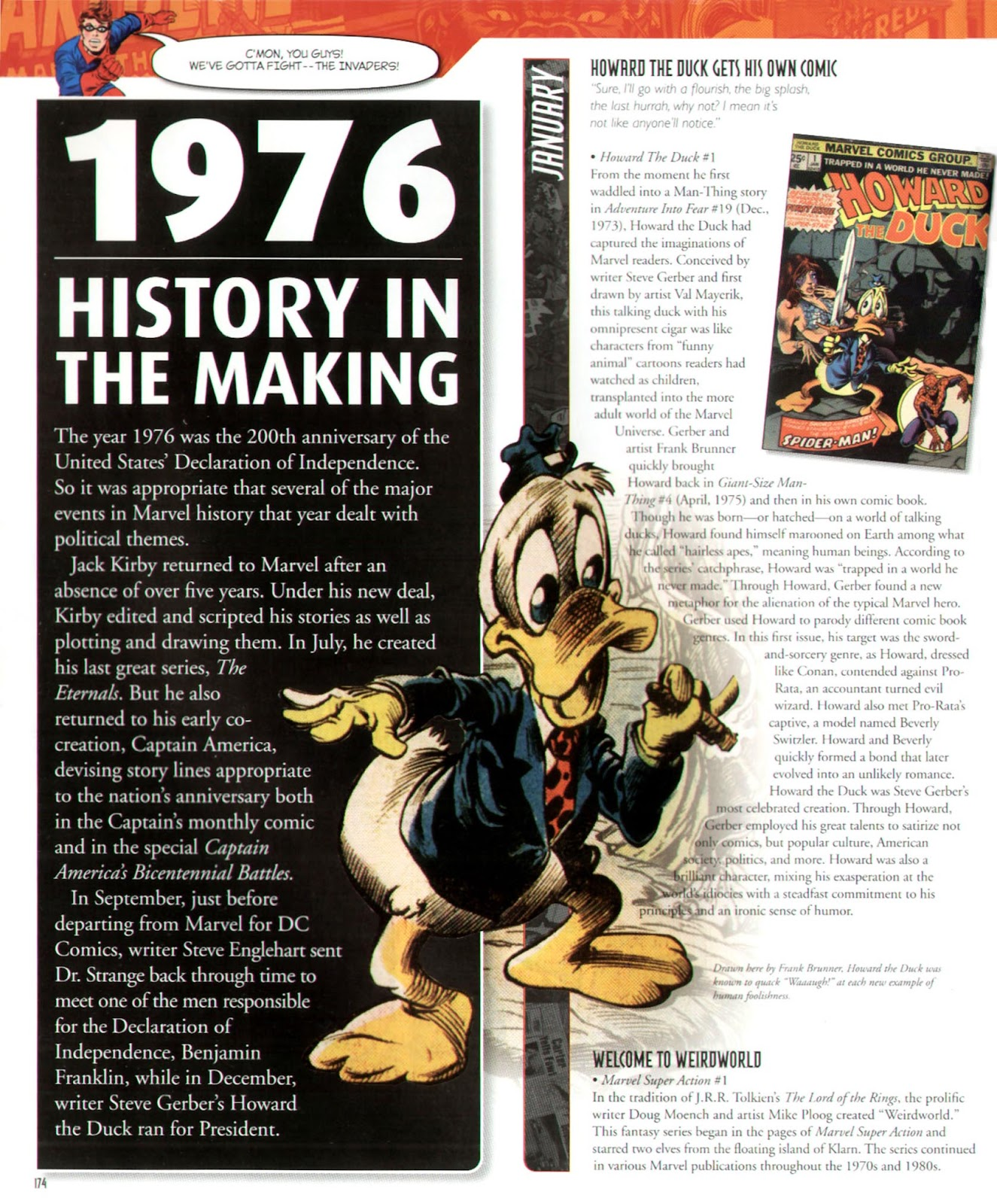Read online Marvel Chronicle comic -  Issue # TPB (Part 2) - 64