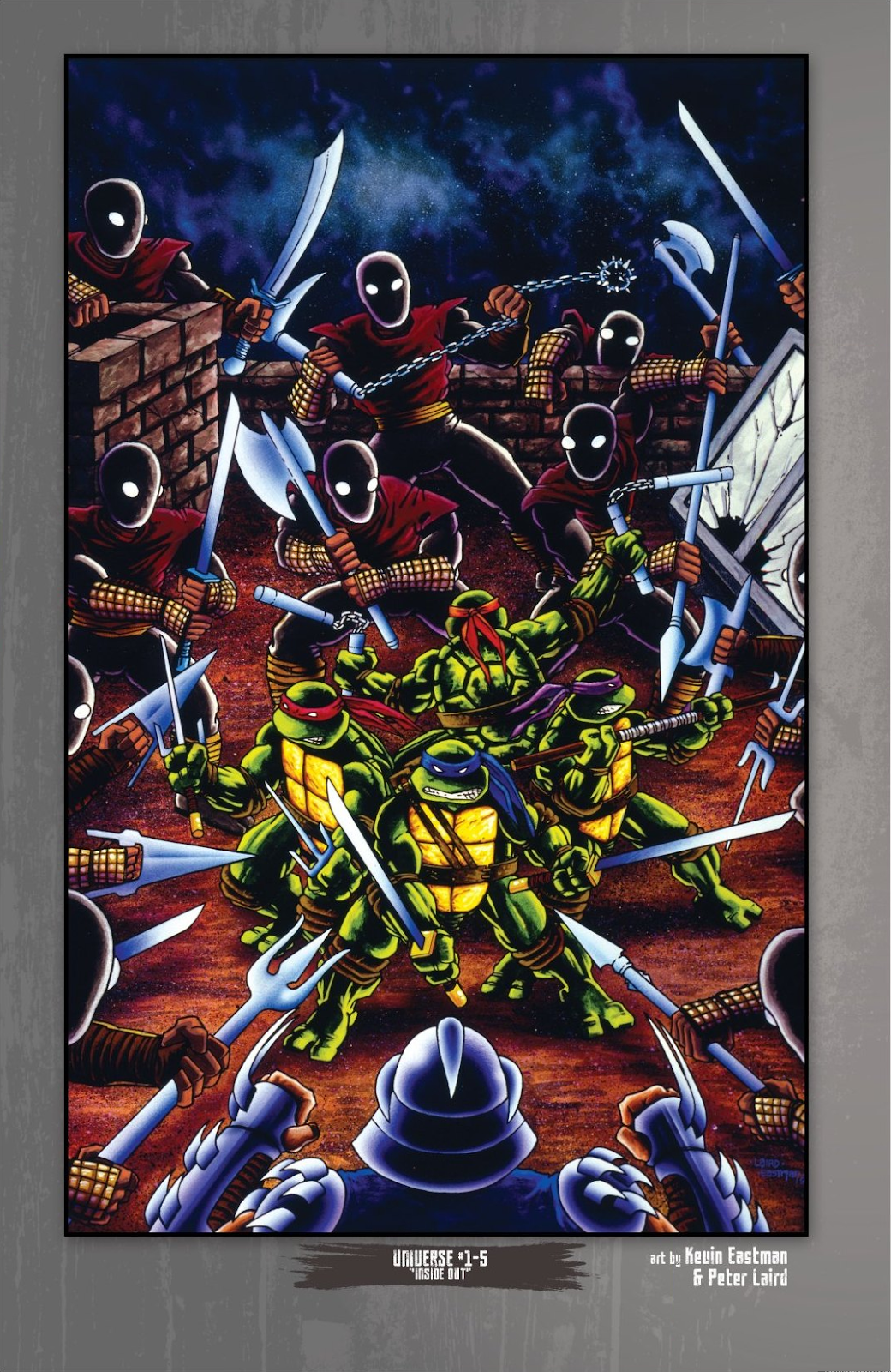 Read online Teenage Mutant Ninja Turtles: The IDW Collection comic -  Issue # TPB 8 (Part 3) - 3