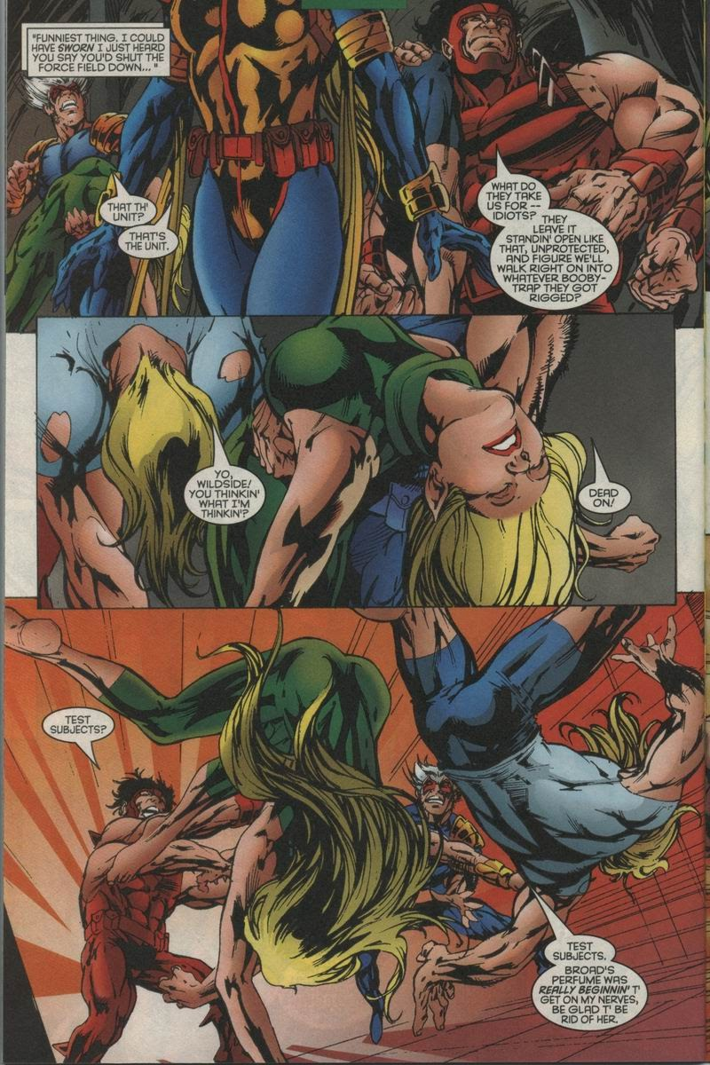 Excalibur (1988) issue 105 - Page 20