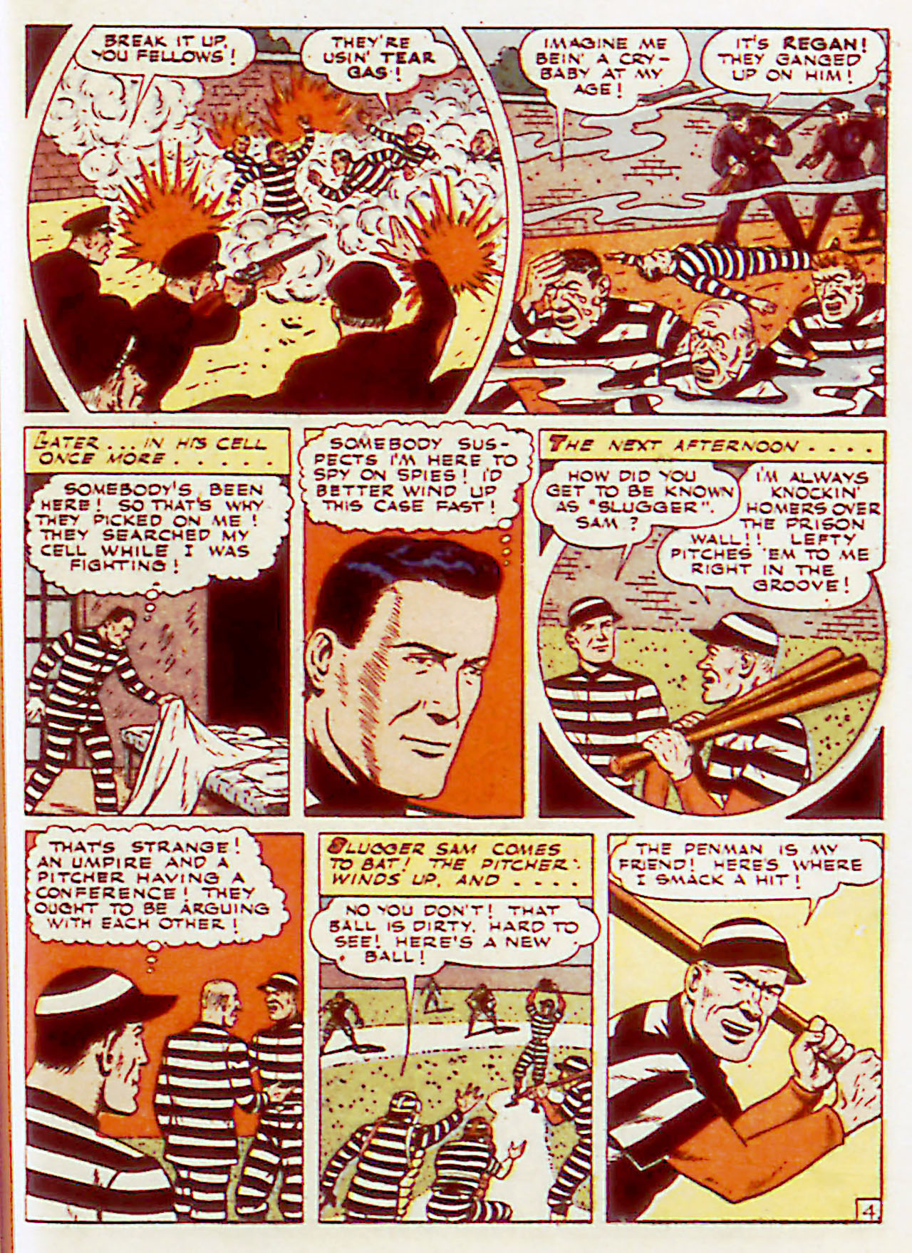 Read online Detective Comics (1937) comic -  Issue #71 - 45