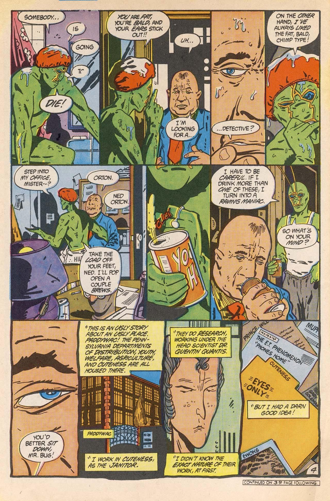Read online Ambush Bug comic -  Issue #2 - 6