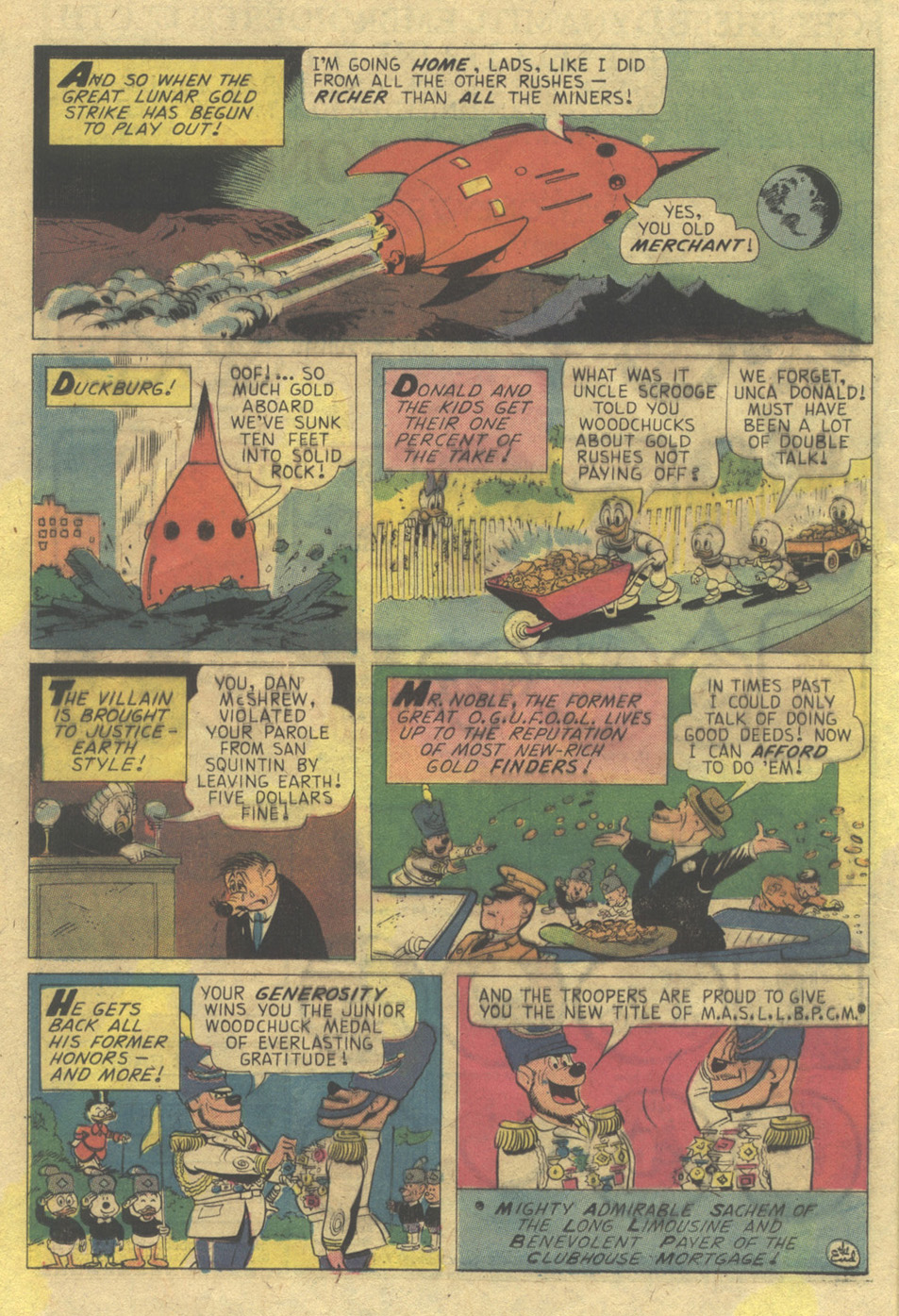 Read online Uncle Scrooge (1953) comic -  Issue #117 - 24
