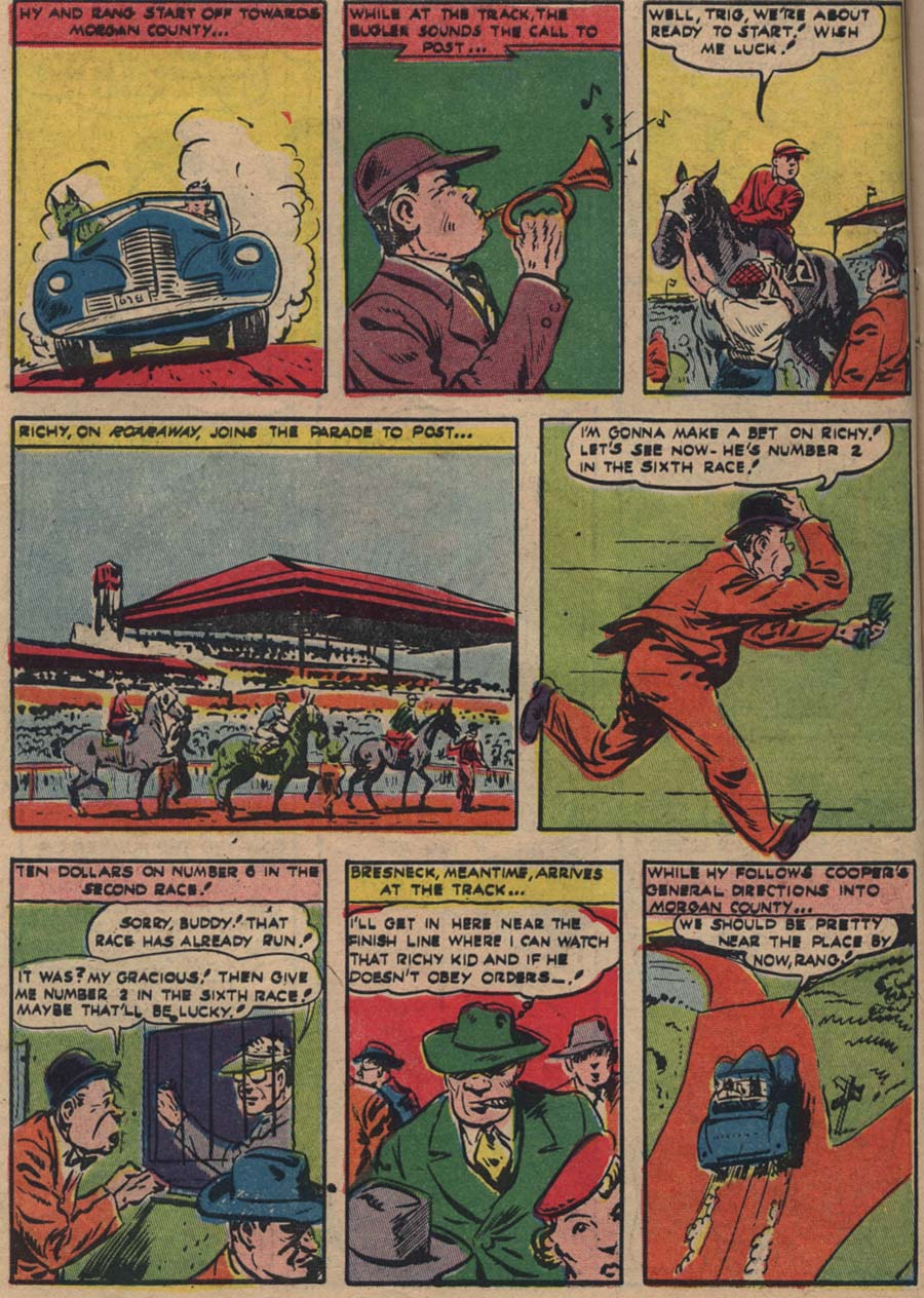 Blue Ribbon Comics (1939) issue 18 - Page 17