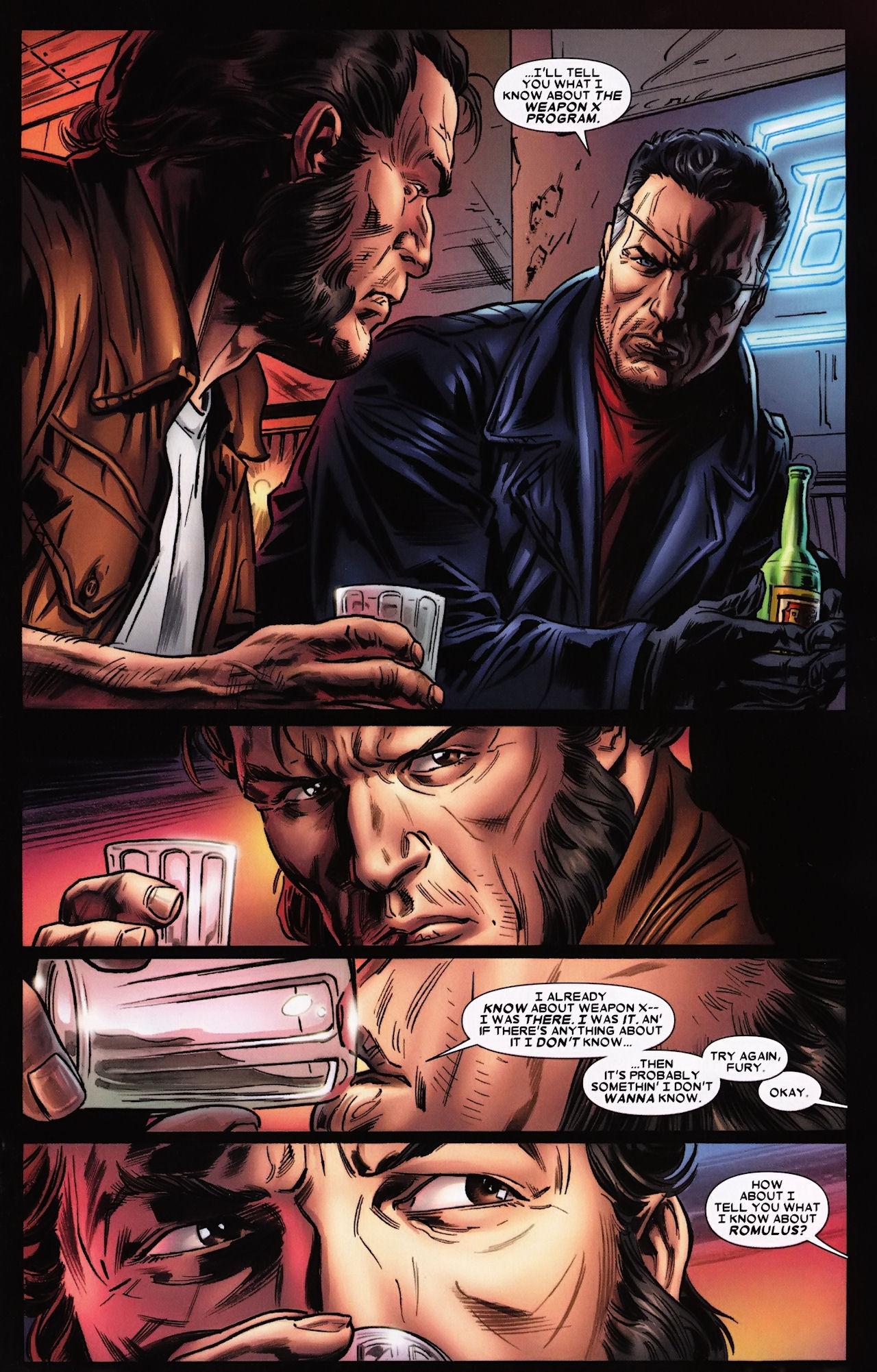 Read online Wolverine: Origins comic -  Issue #33 - 4