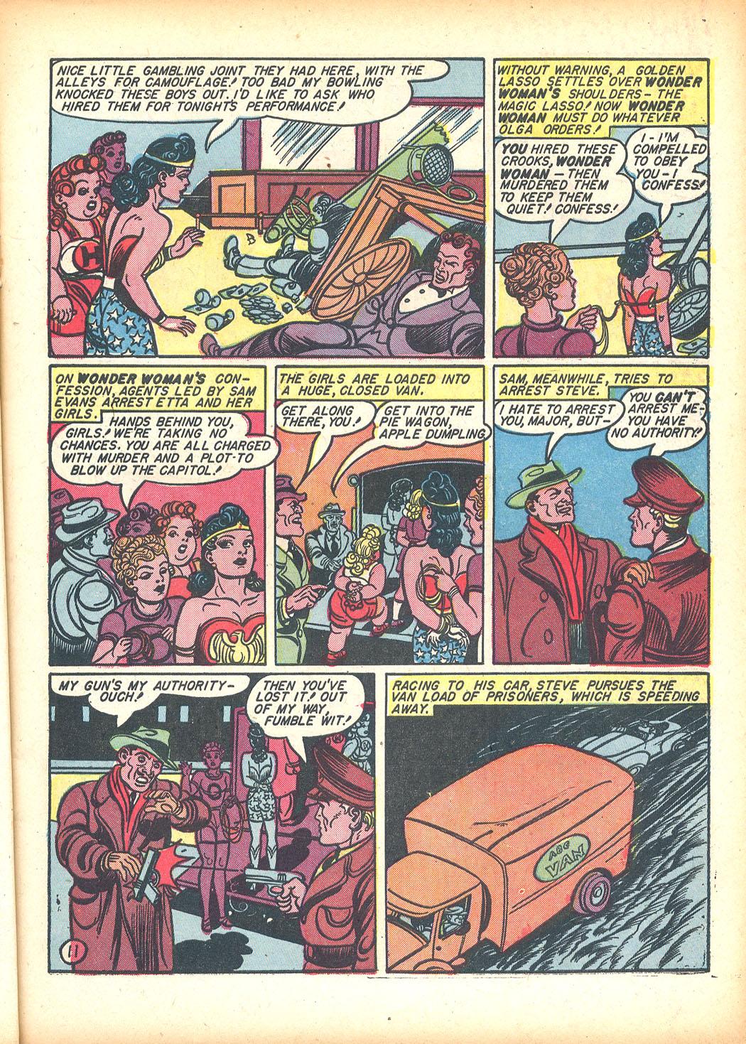 Read online Sensation (Mystery) Comics comic -  Issue #13 - 13