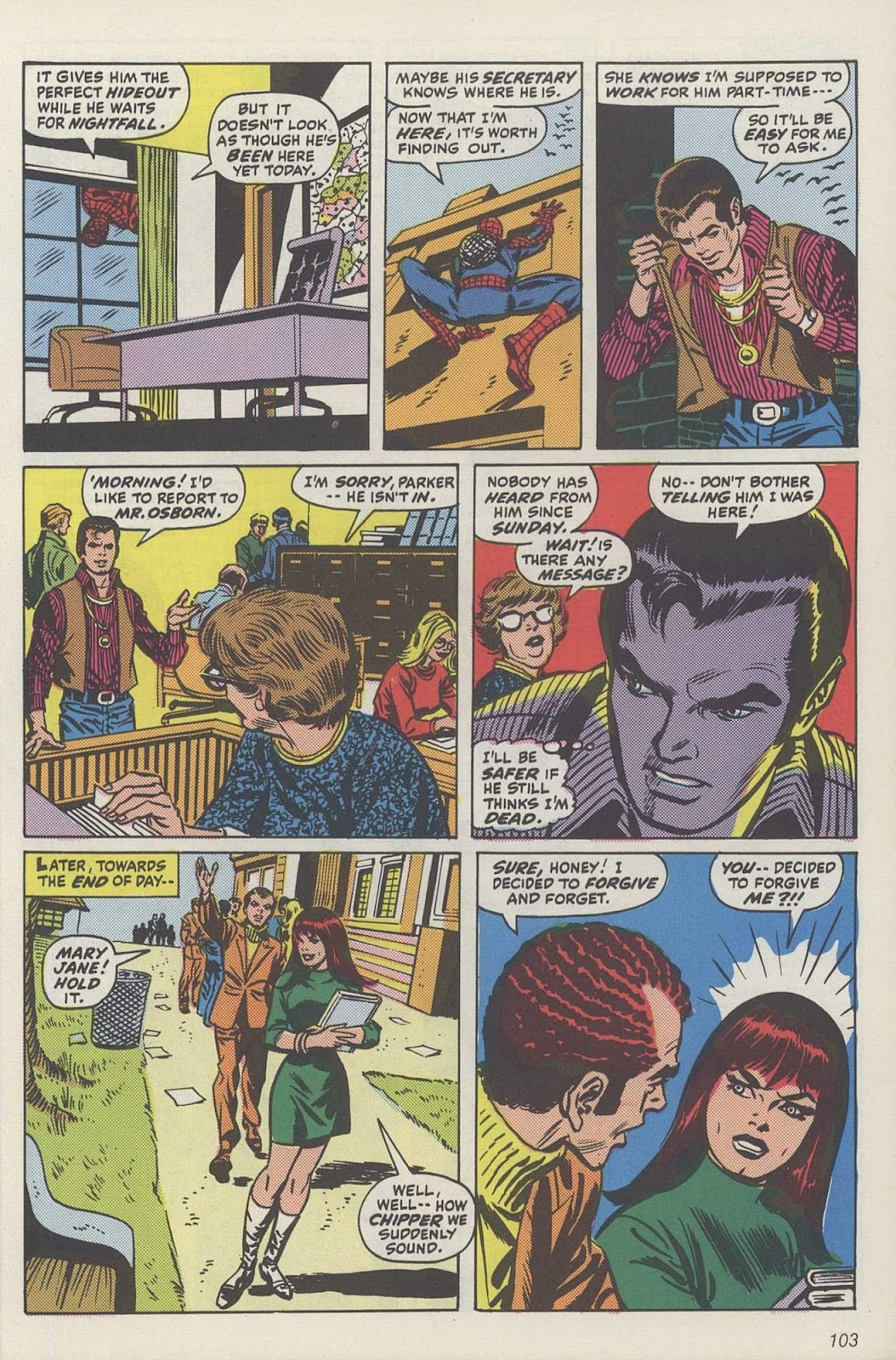 The Amazing Spider-Man (1979) issue TPB - Page 105